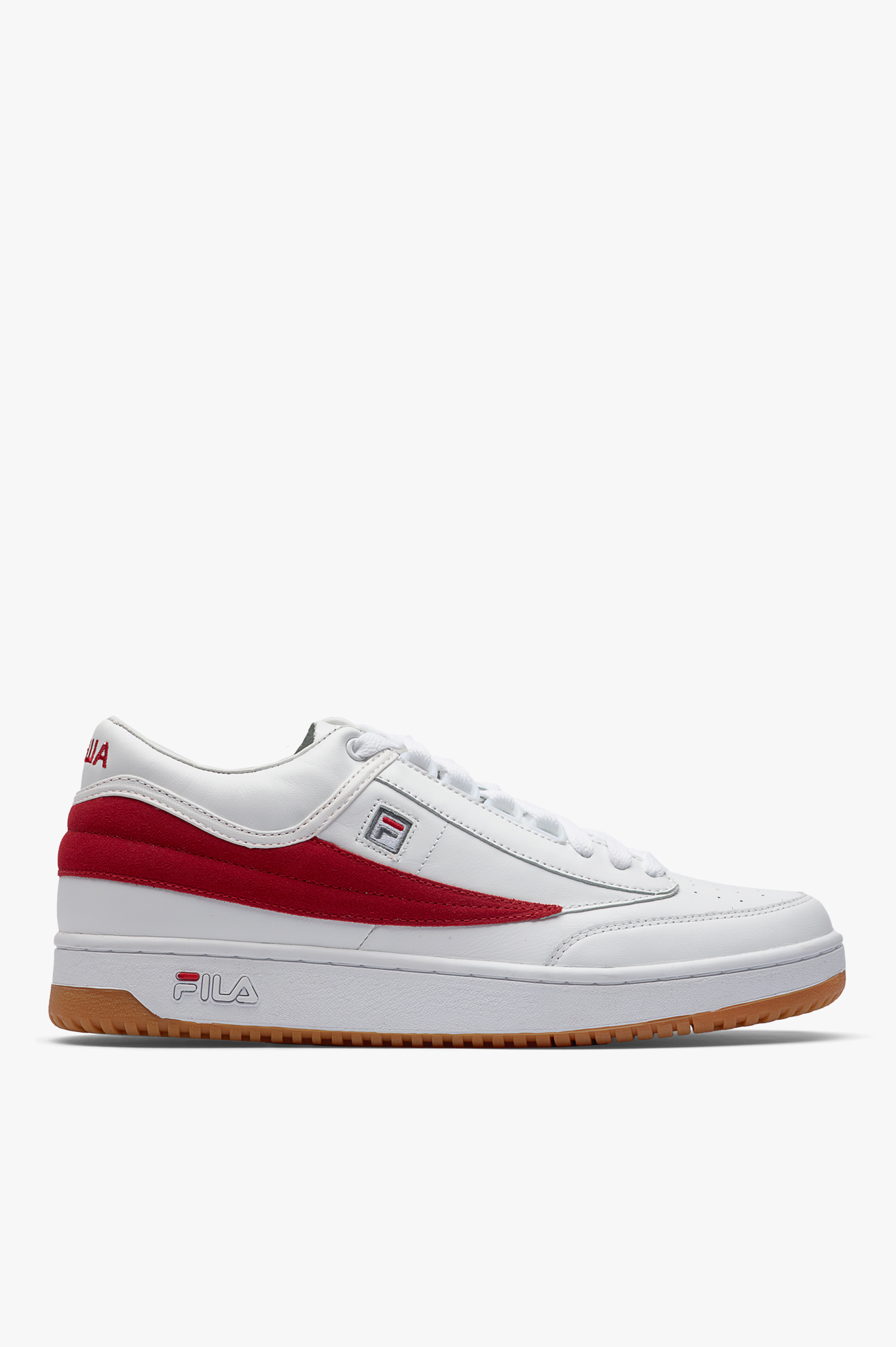 Fila T-1 Mid White/Red