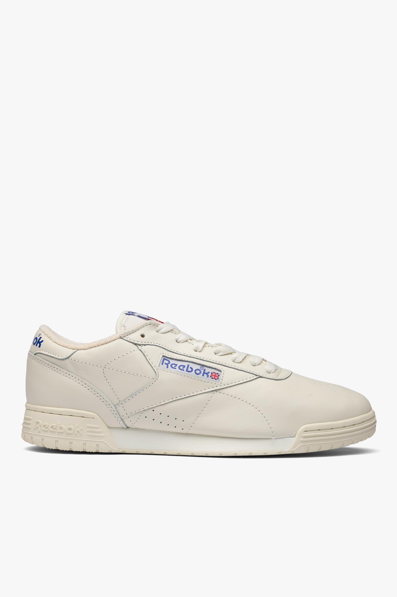 Exofit Lo Clean Vintage White