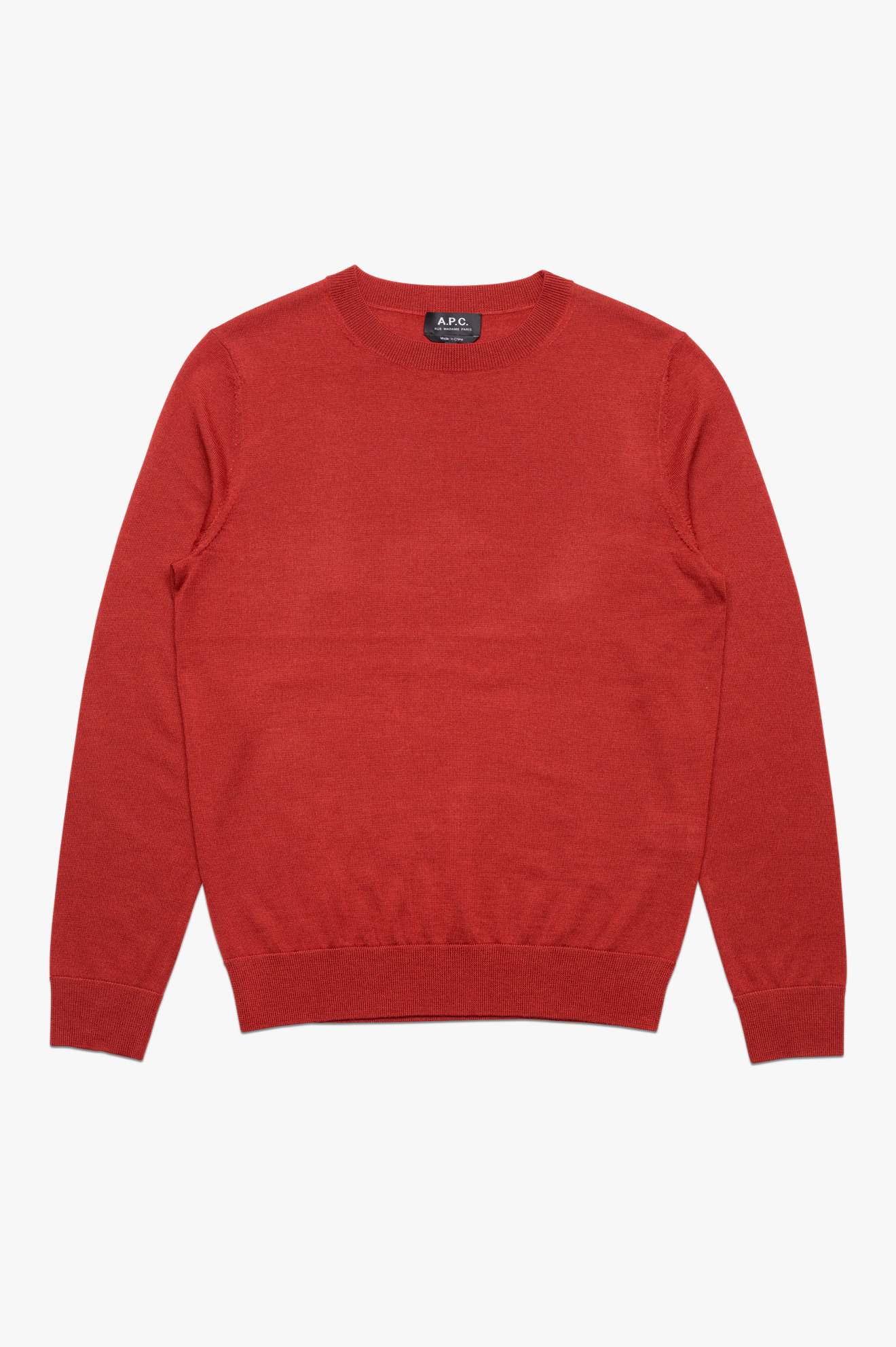 Nick Jumper Red