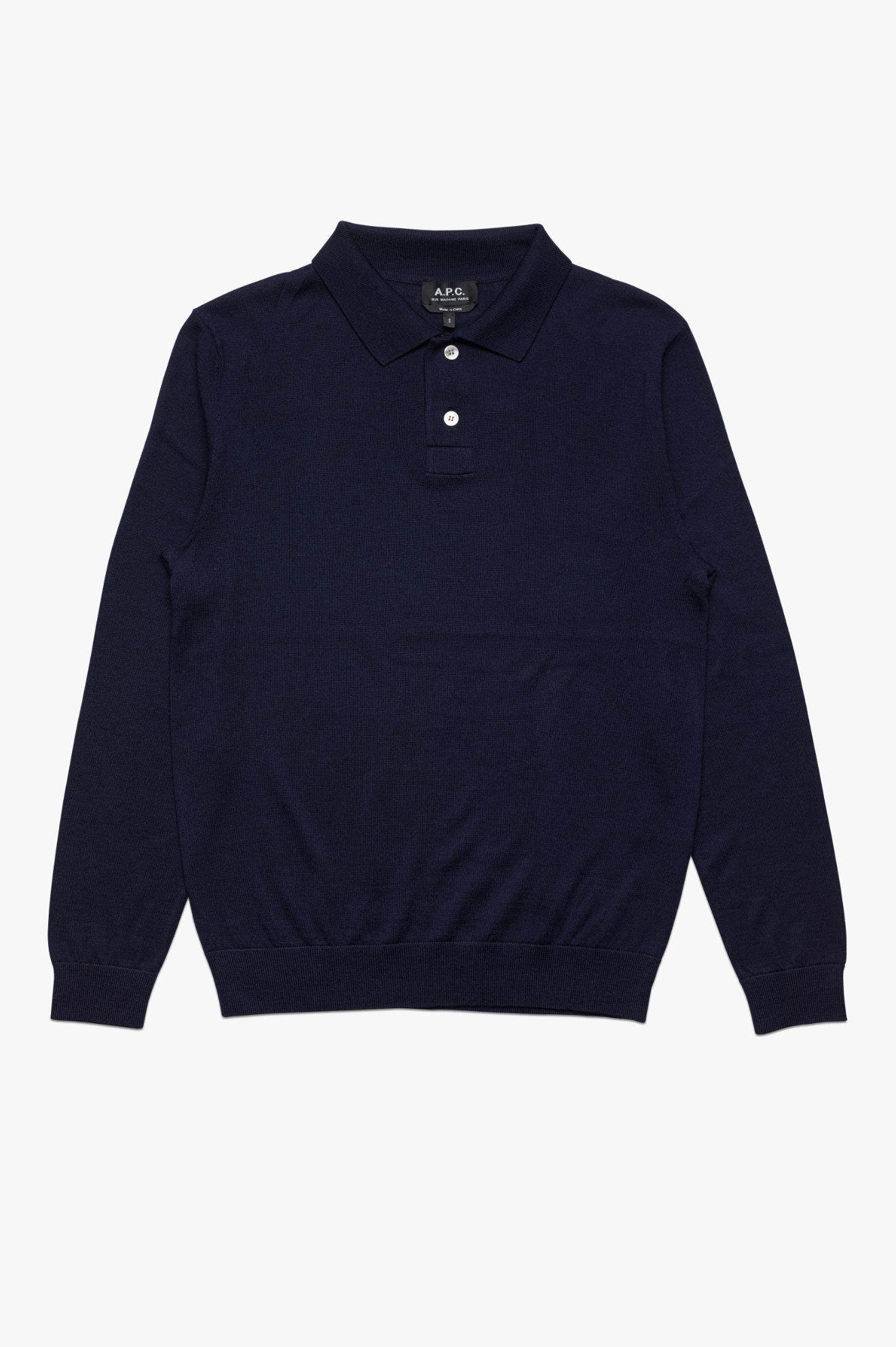 Jerry Polo Shirt Dark Navy