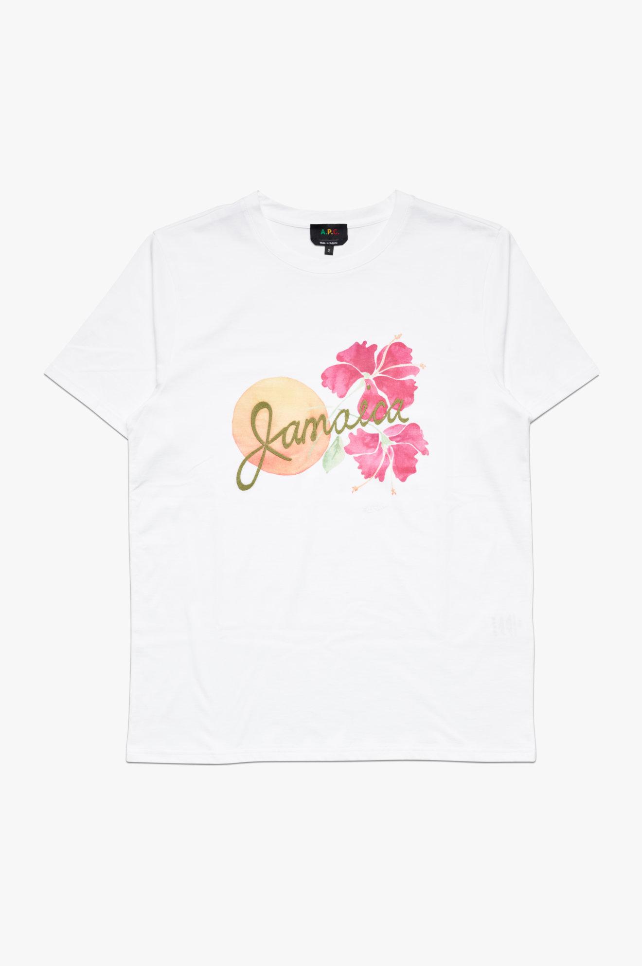 Jamaica T-Shirt White