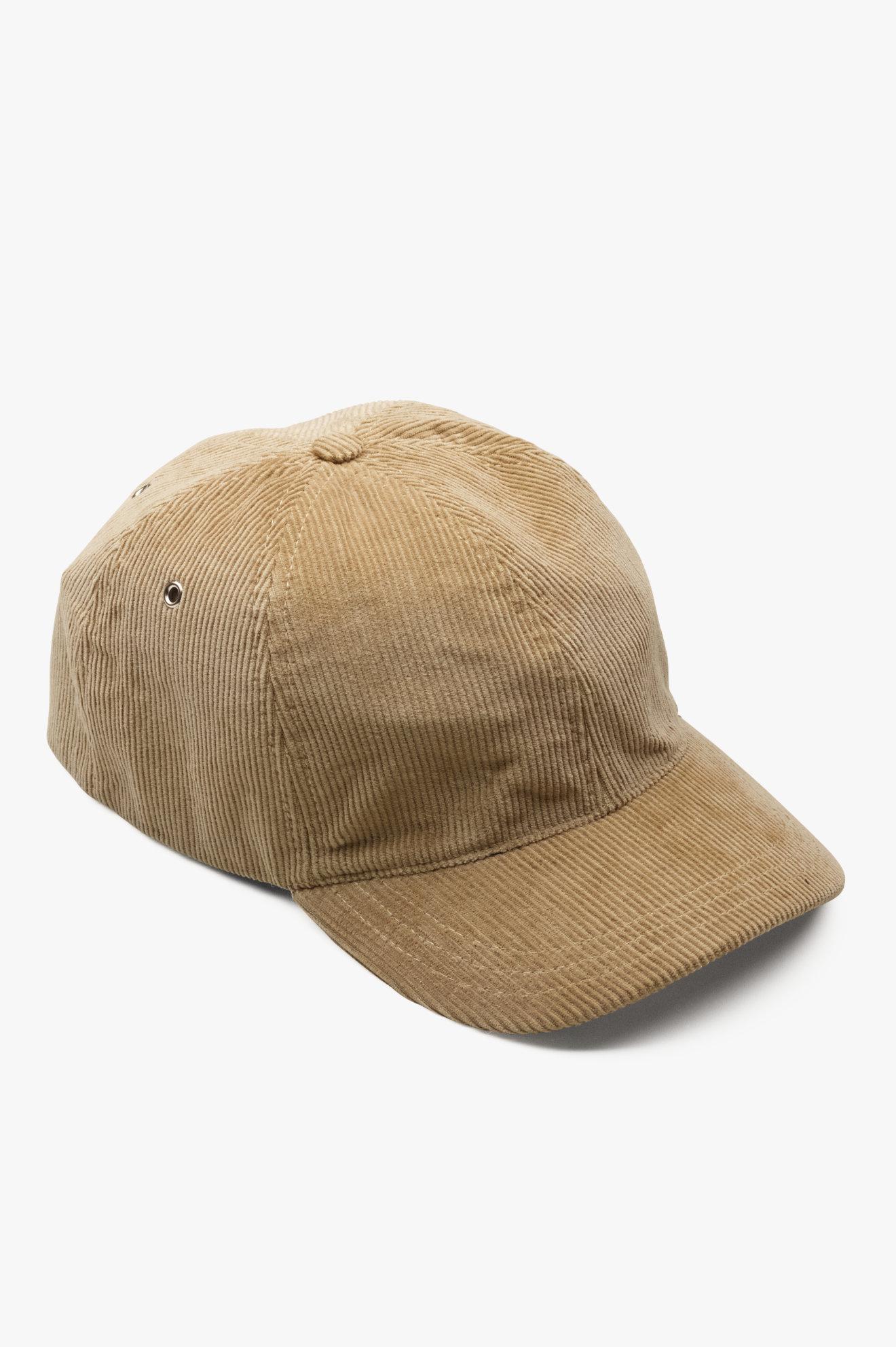 Louis Baseball Cap Beige