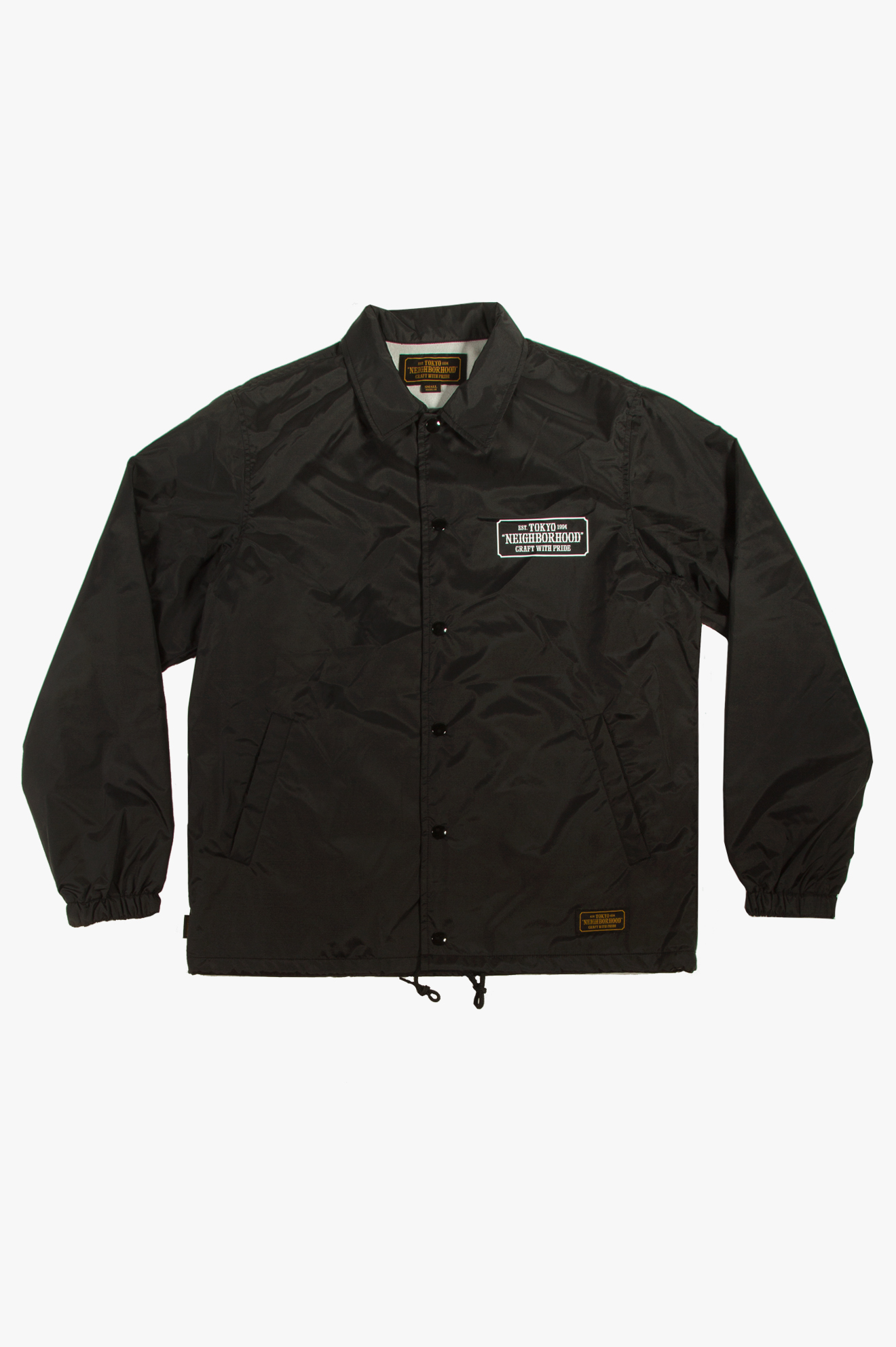 Brooks Jacket Black