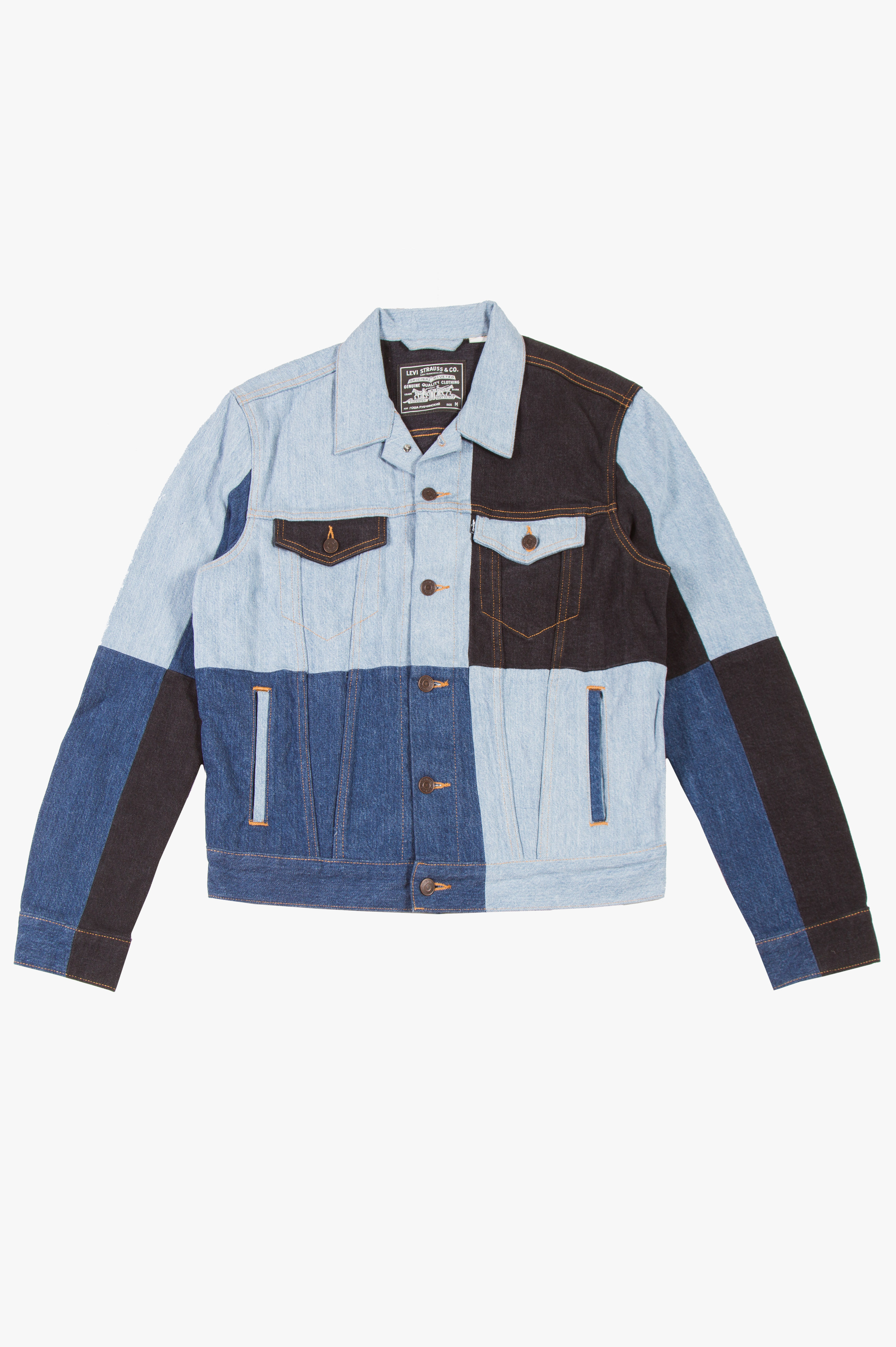x Levi's Patchwork Jacket