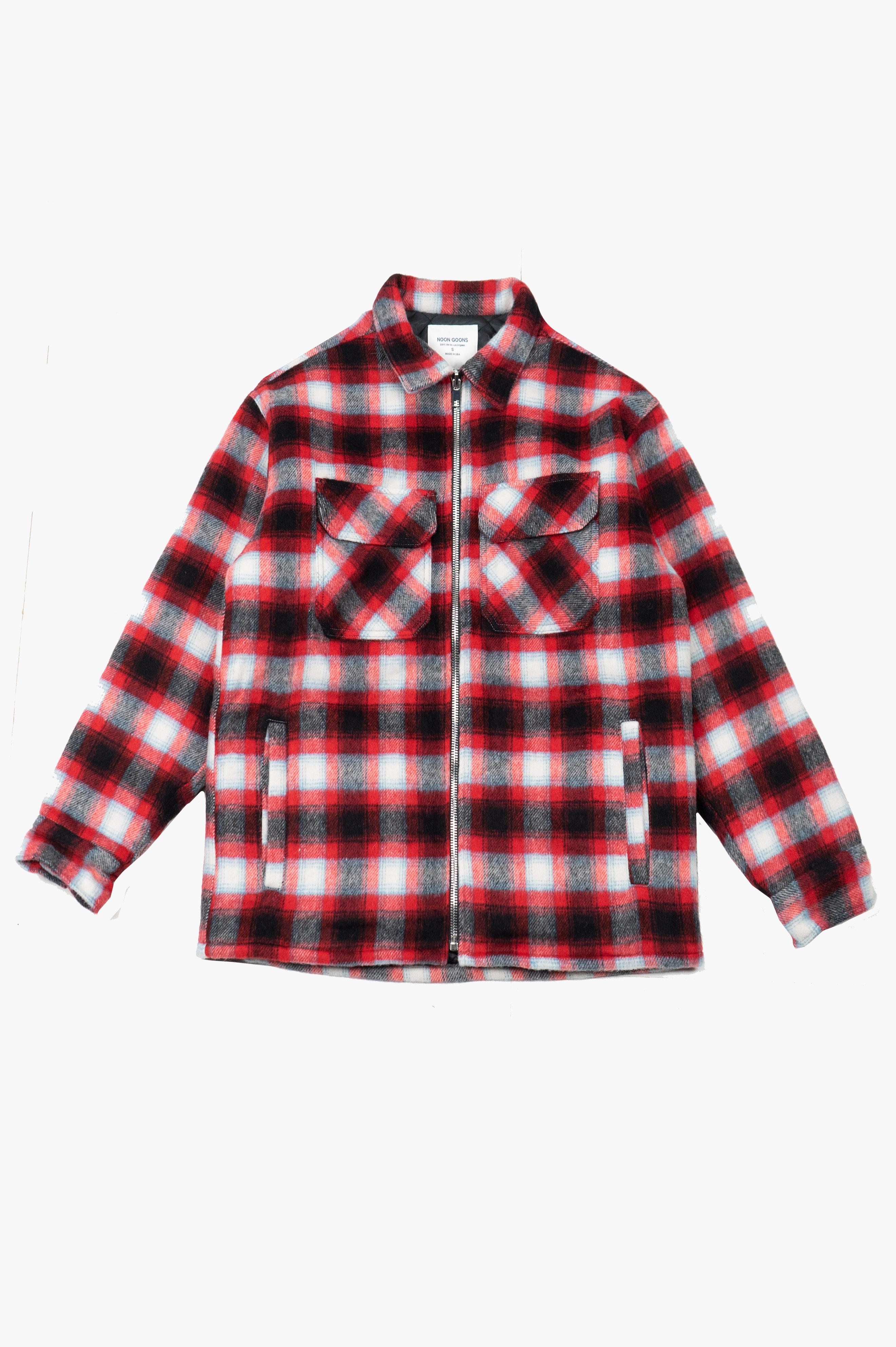 Best Coast Jacket Red