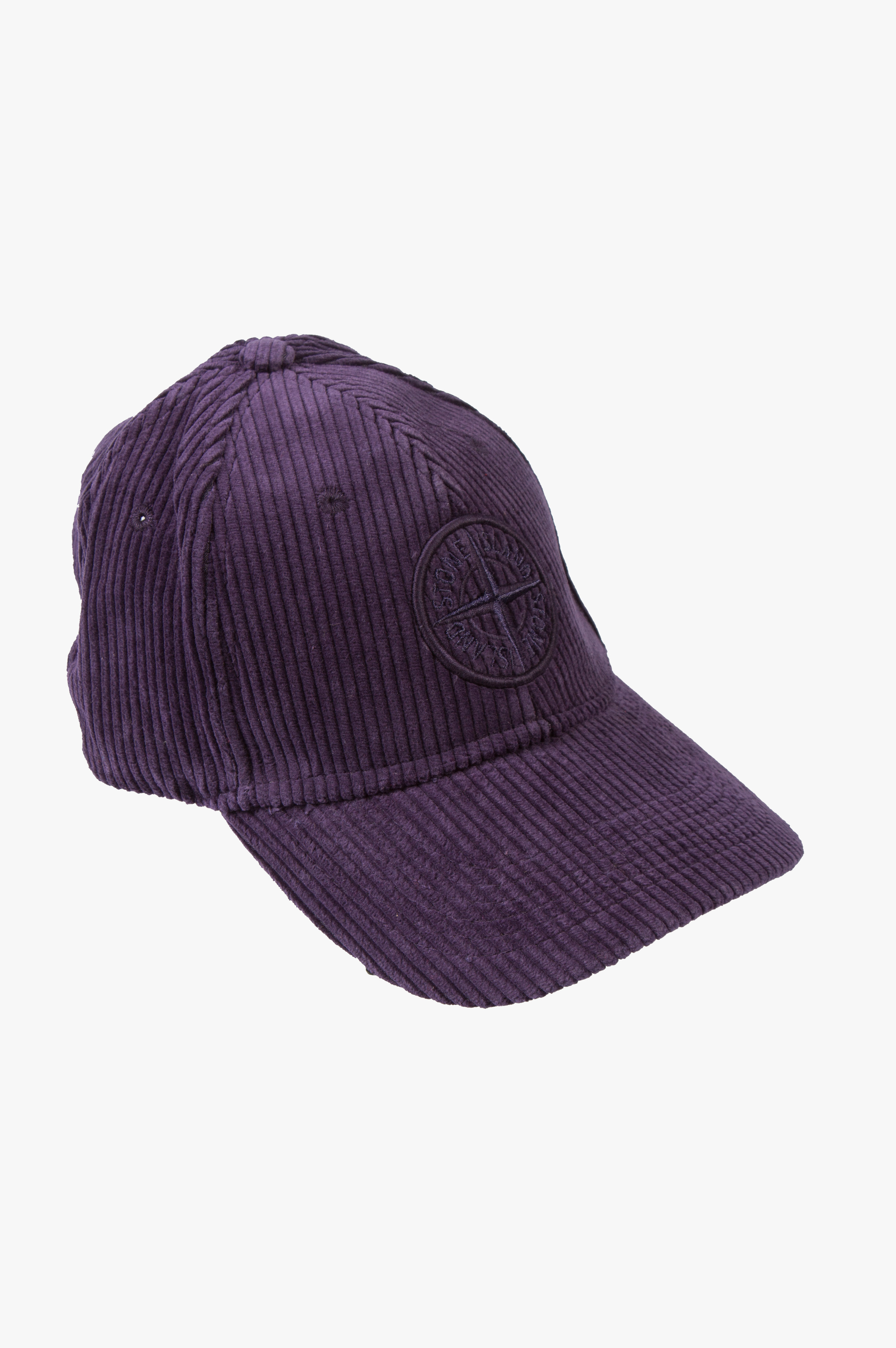Corduroy Cap Ink Blue