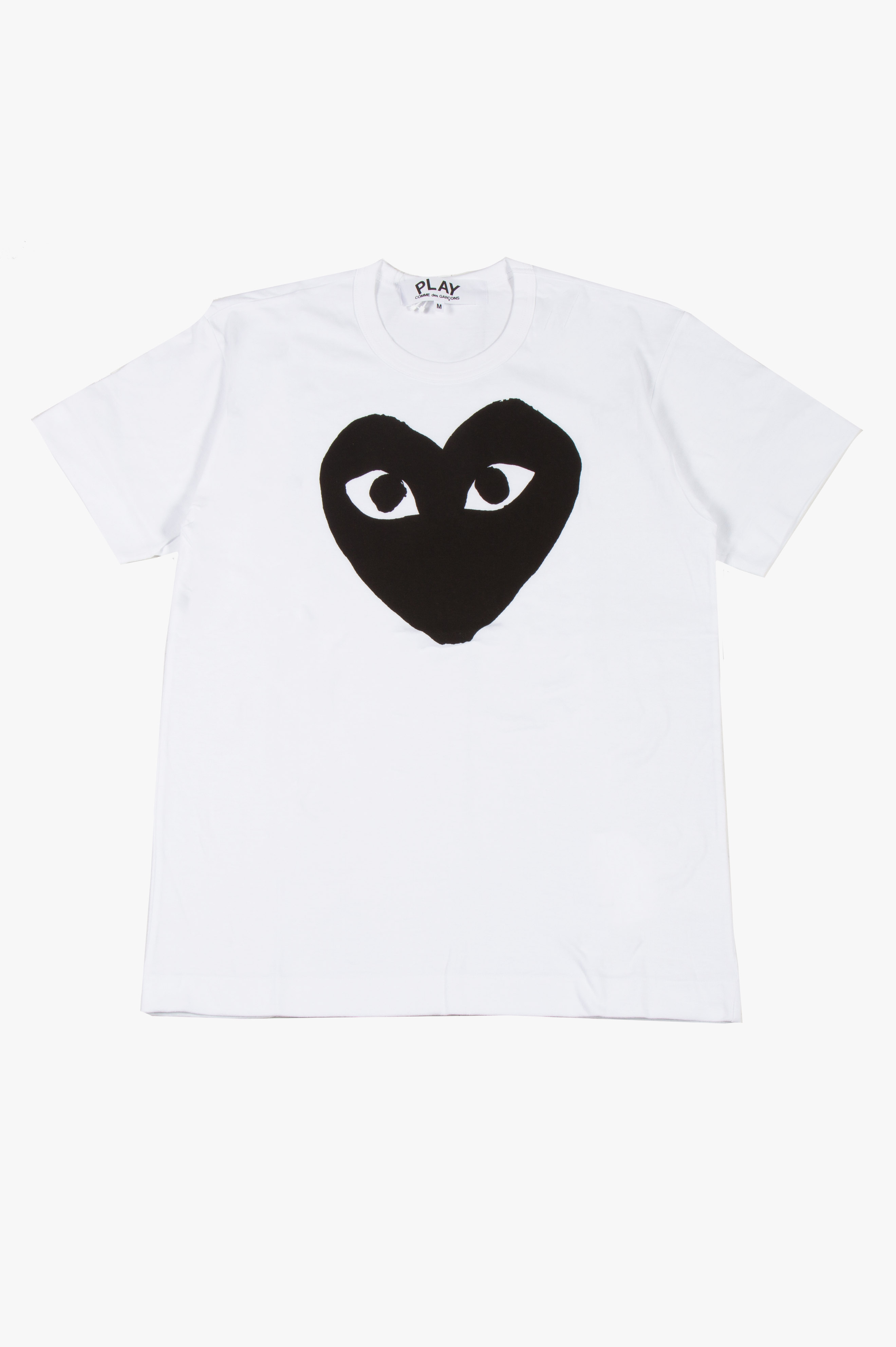 Drawn Heart T-Shirt White