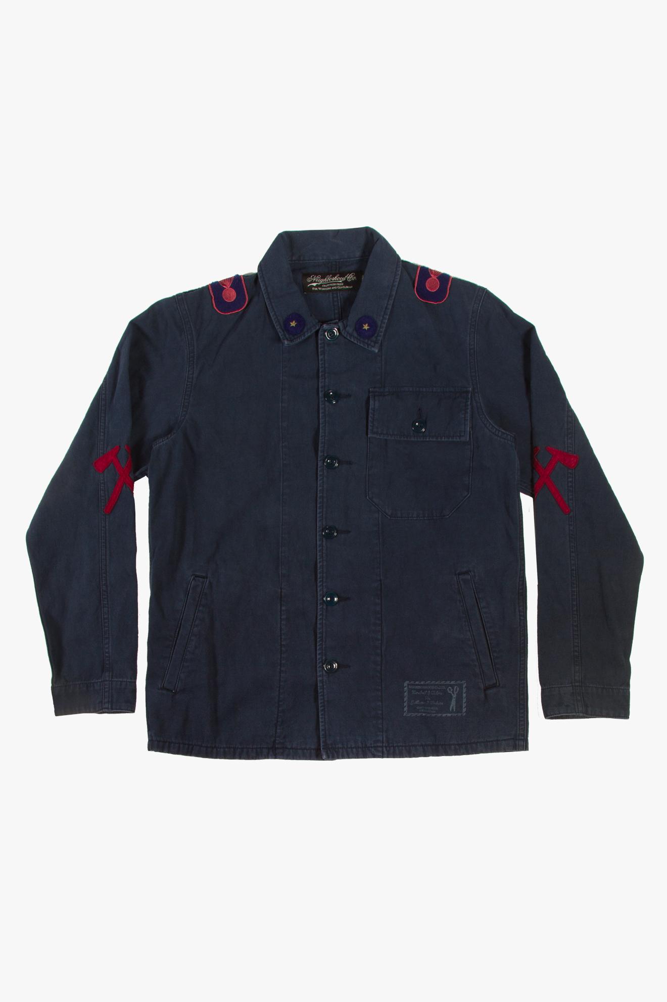 Fireman Jacket Navy