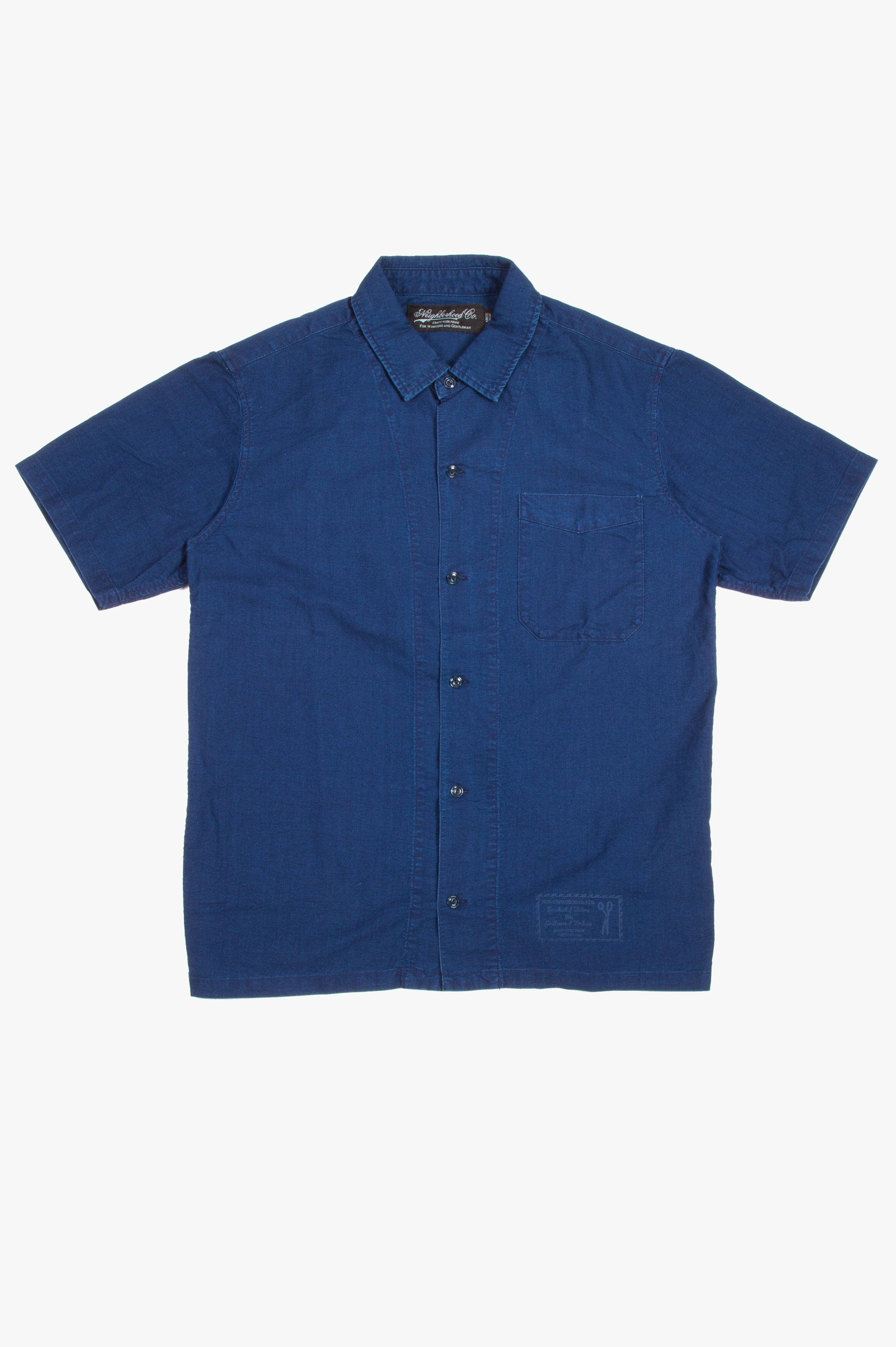 Blues SS Shirt Navy