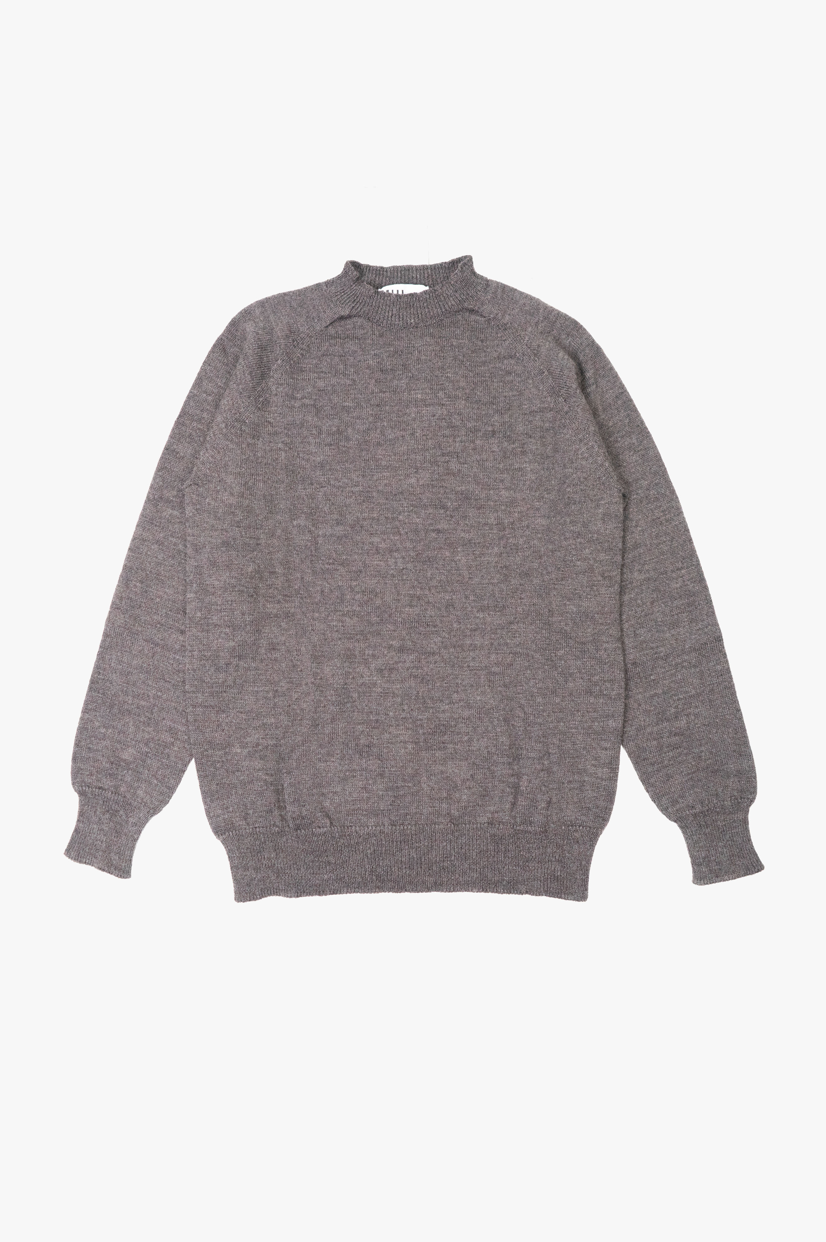 Crew Neck Utility Wool Mouse