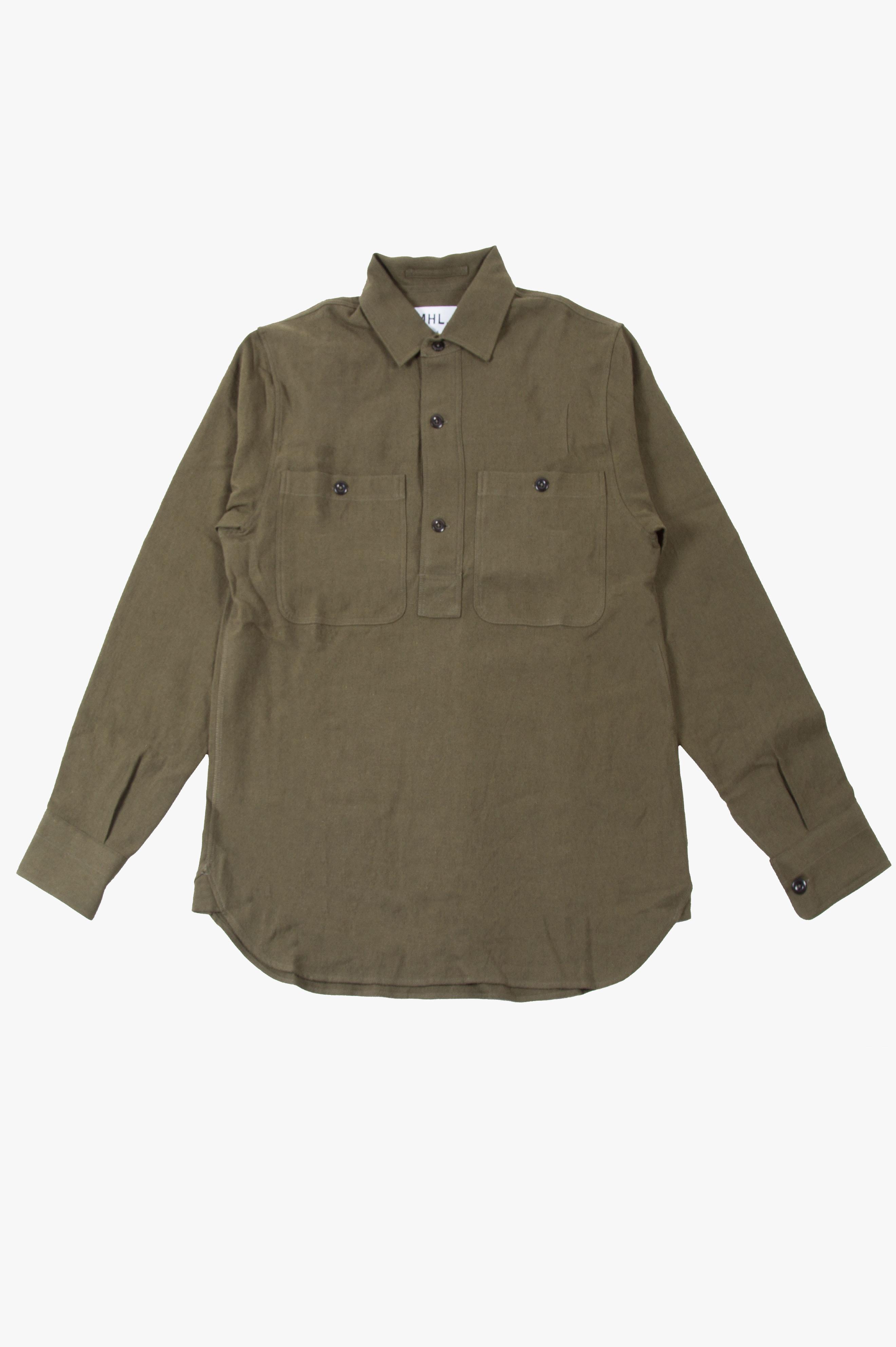 Overhead Shirt Khaki