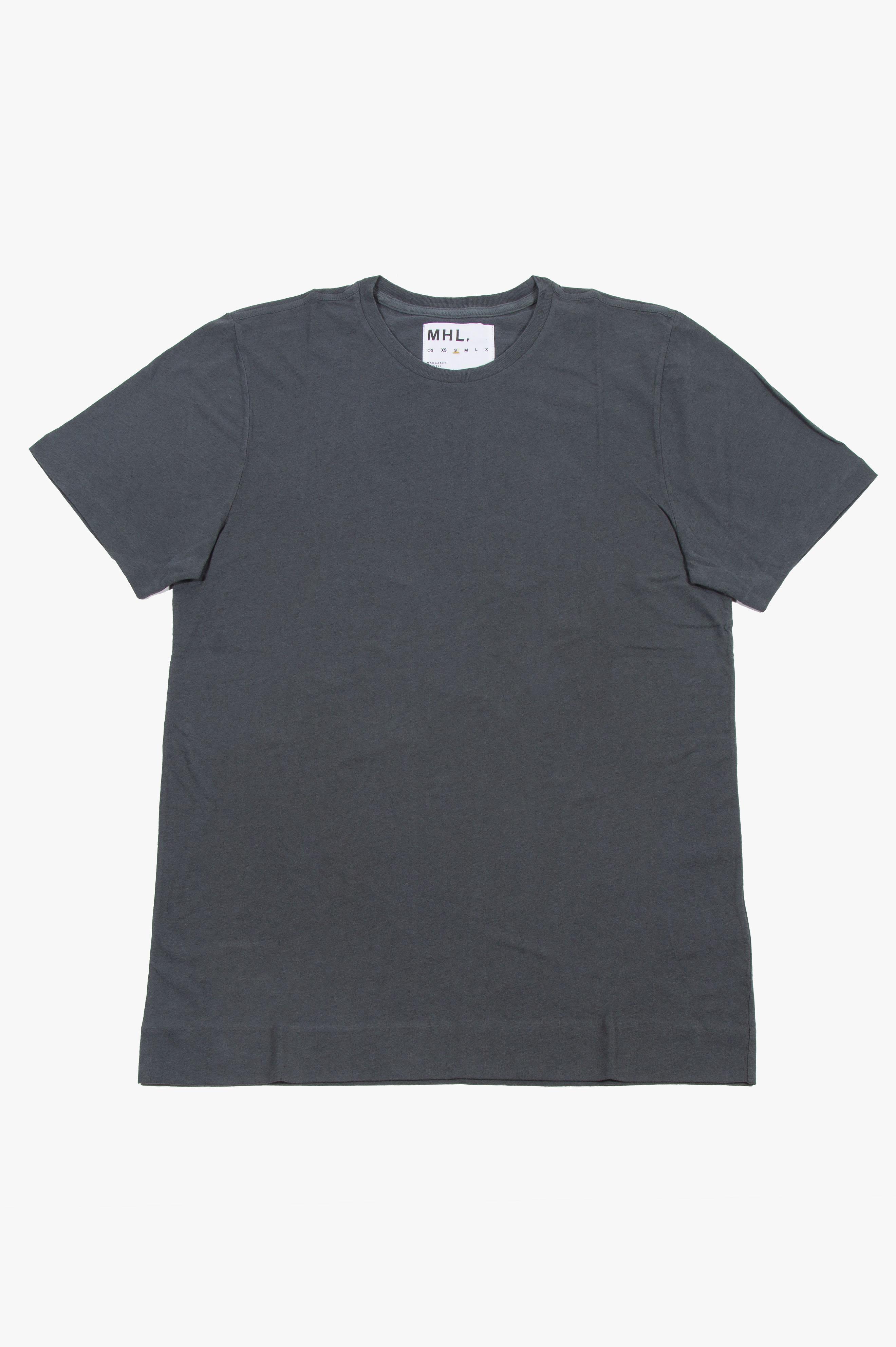 Basic T-Shirt Charcoal