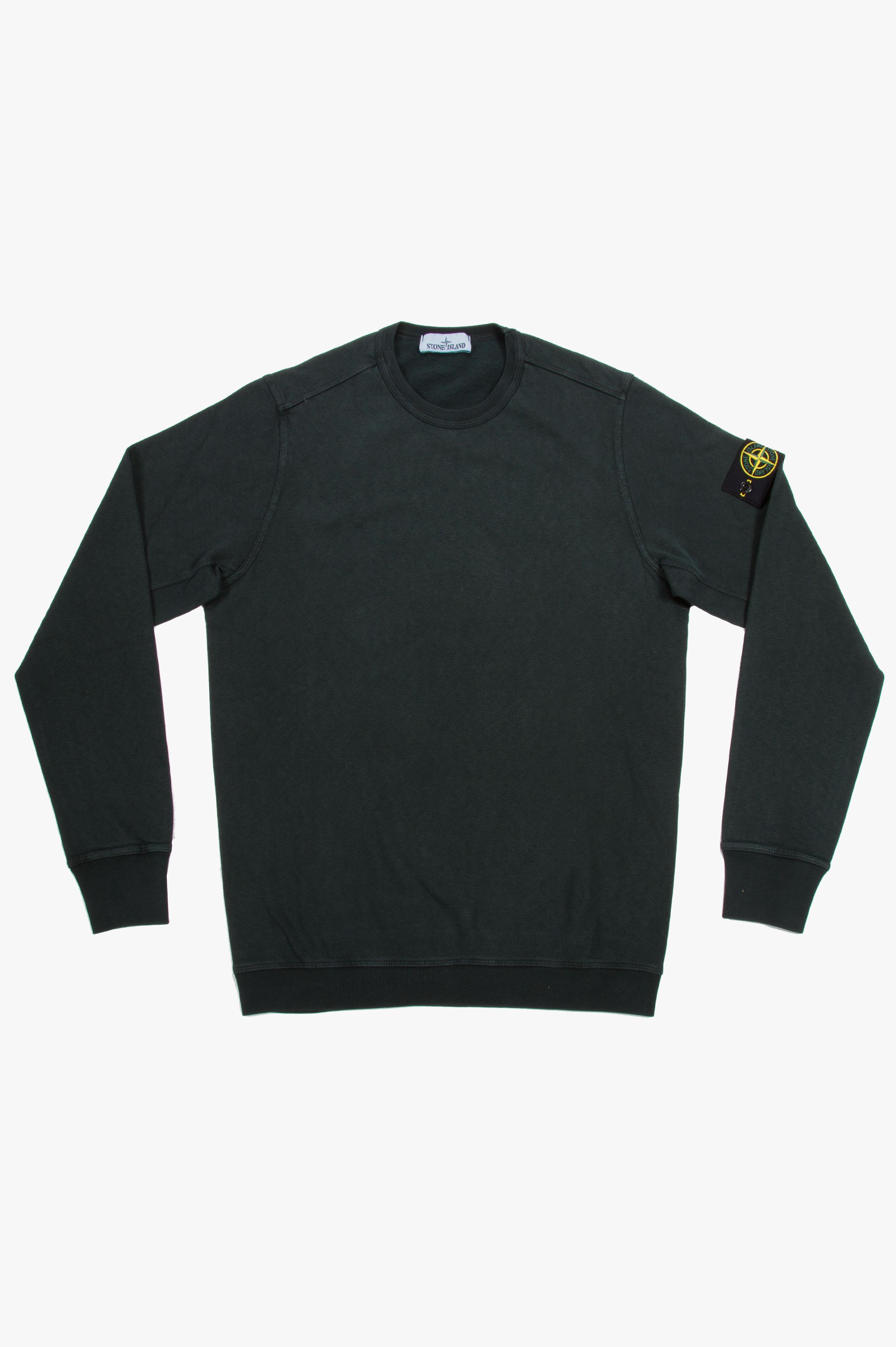 Crew Neck Sweatshirt Musk Green