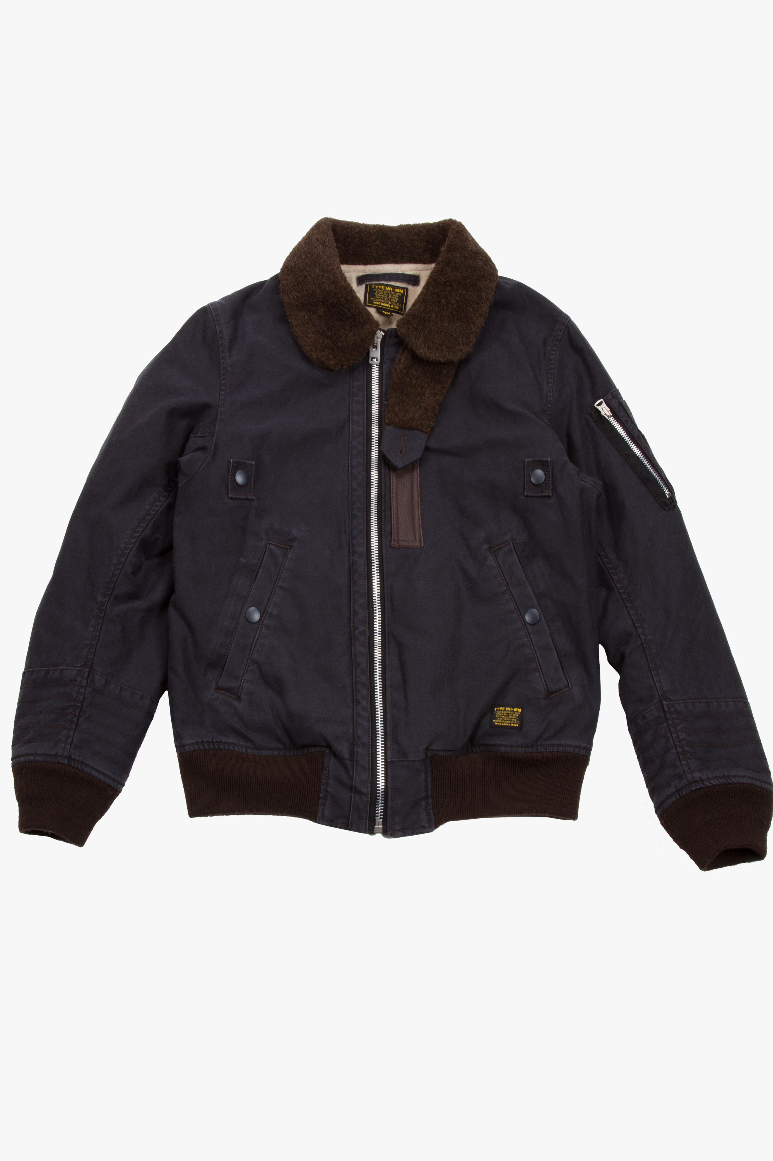 B15-D Jacket Black