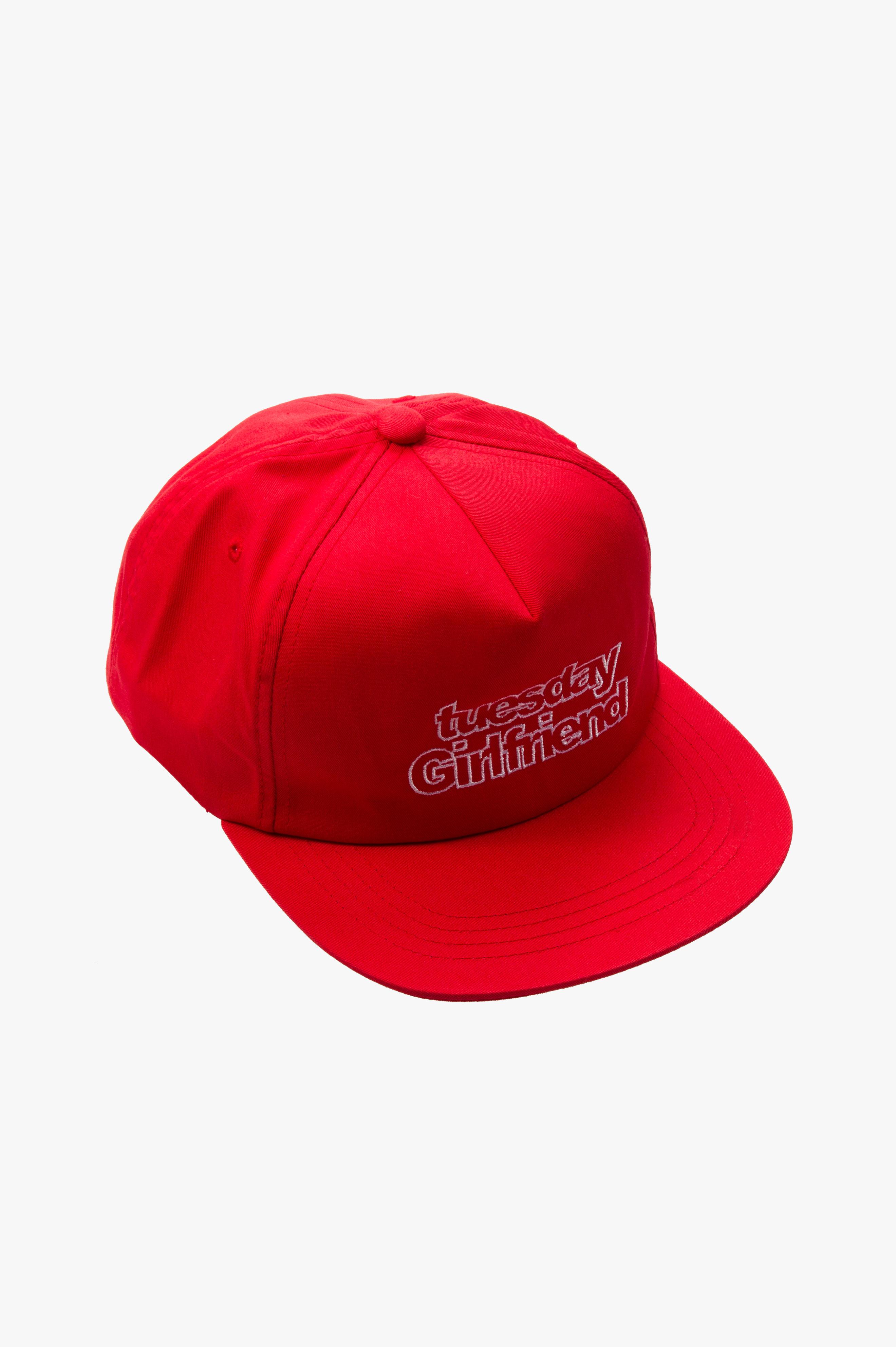 Logo Hat Red