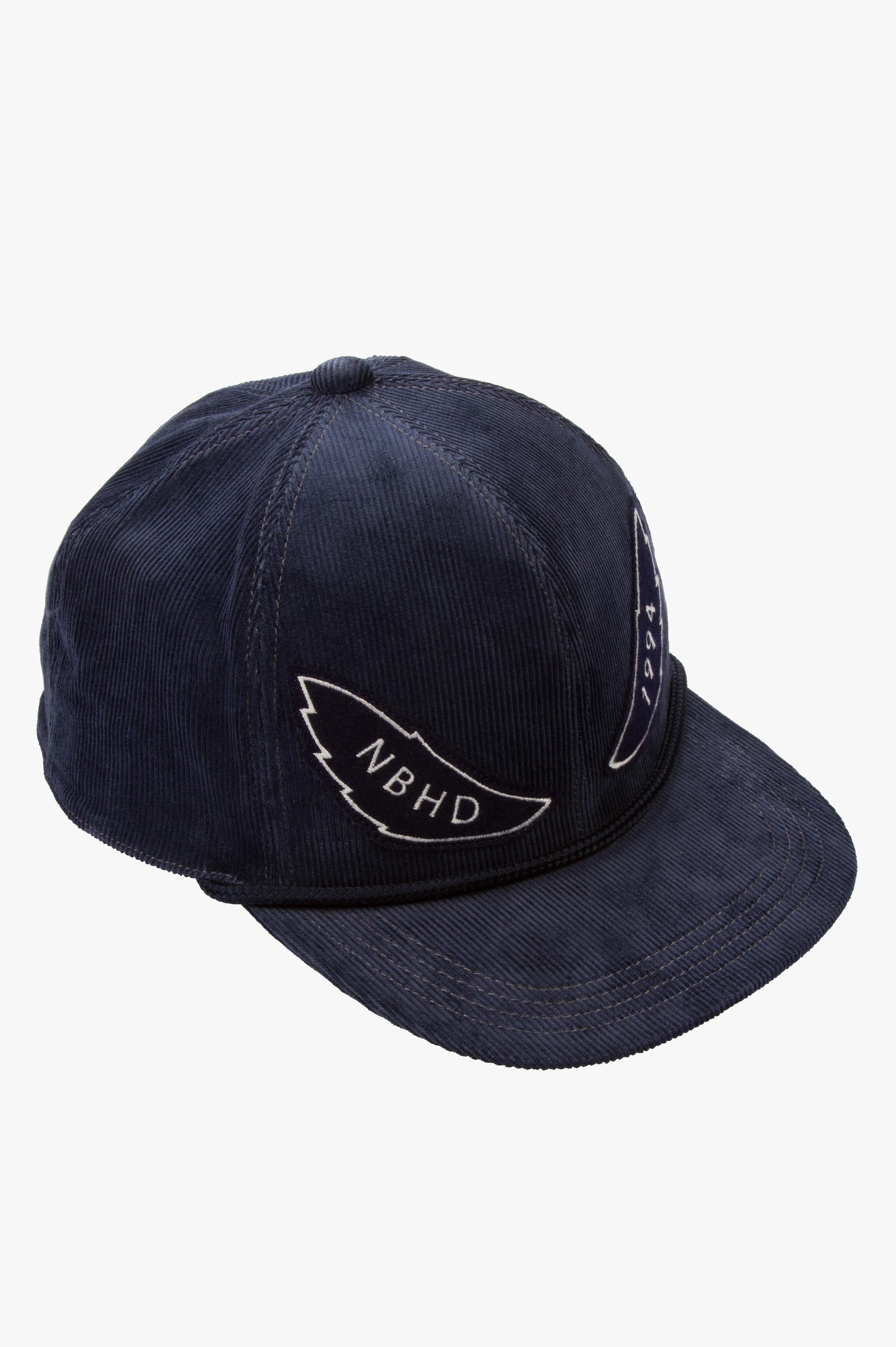 Corduroy CE-Cap Navy