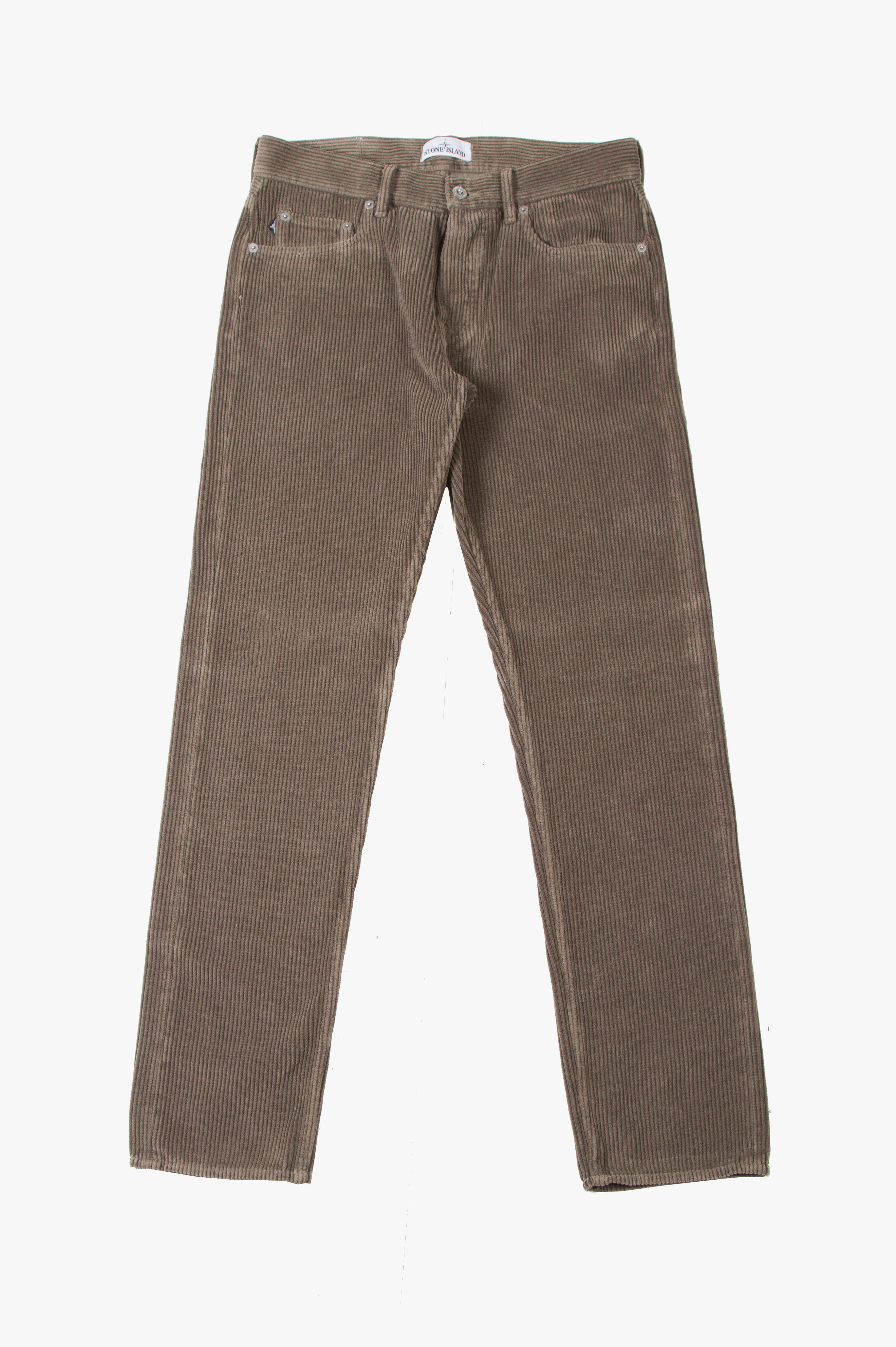 Corduroy Pant Olive Green