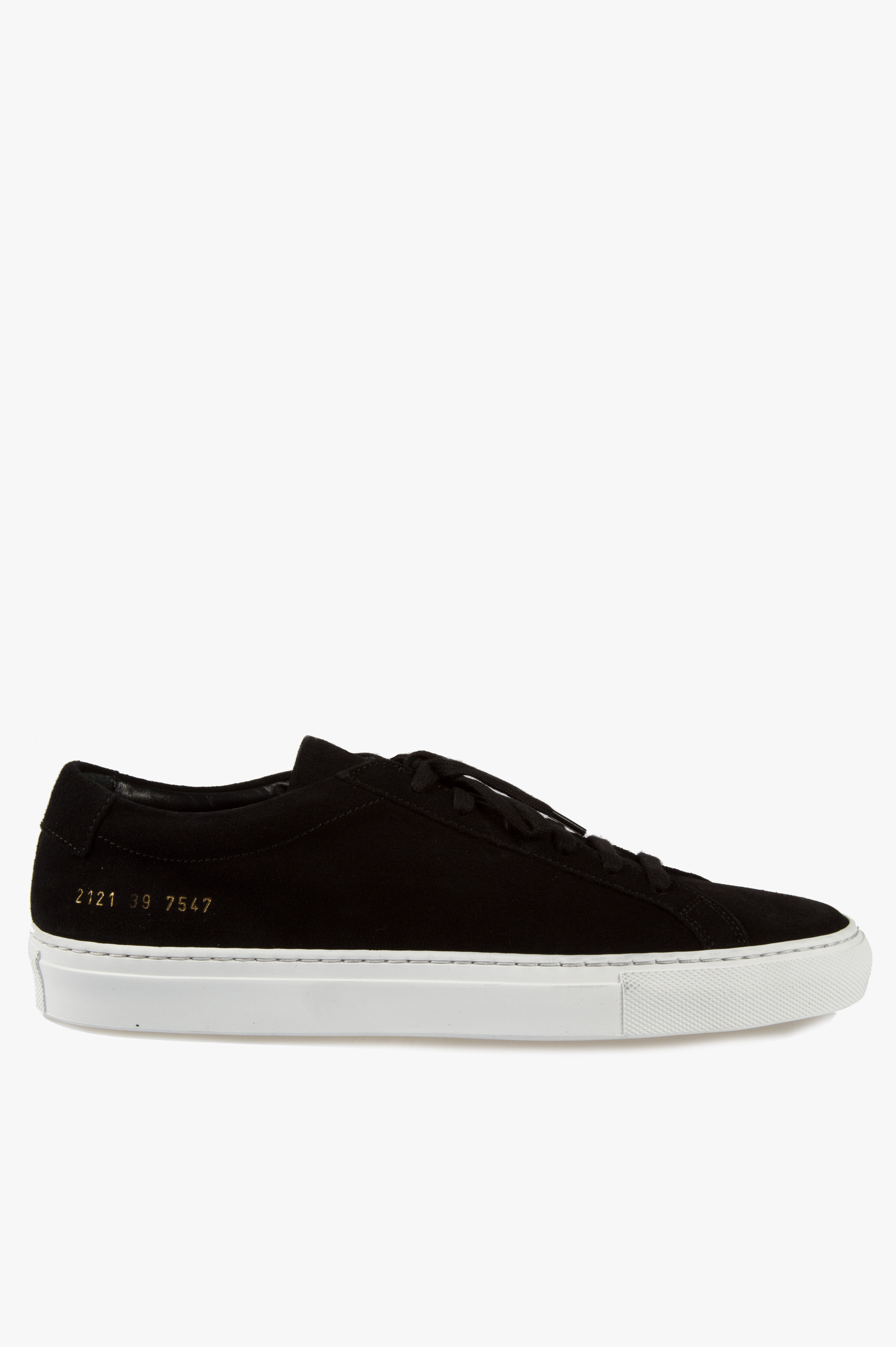 Original Achilles Low Suede Black