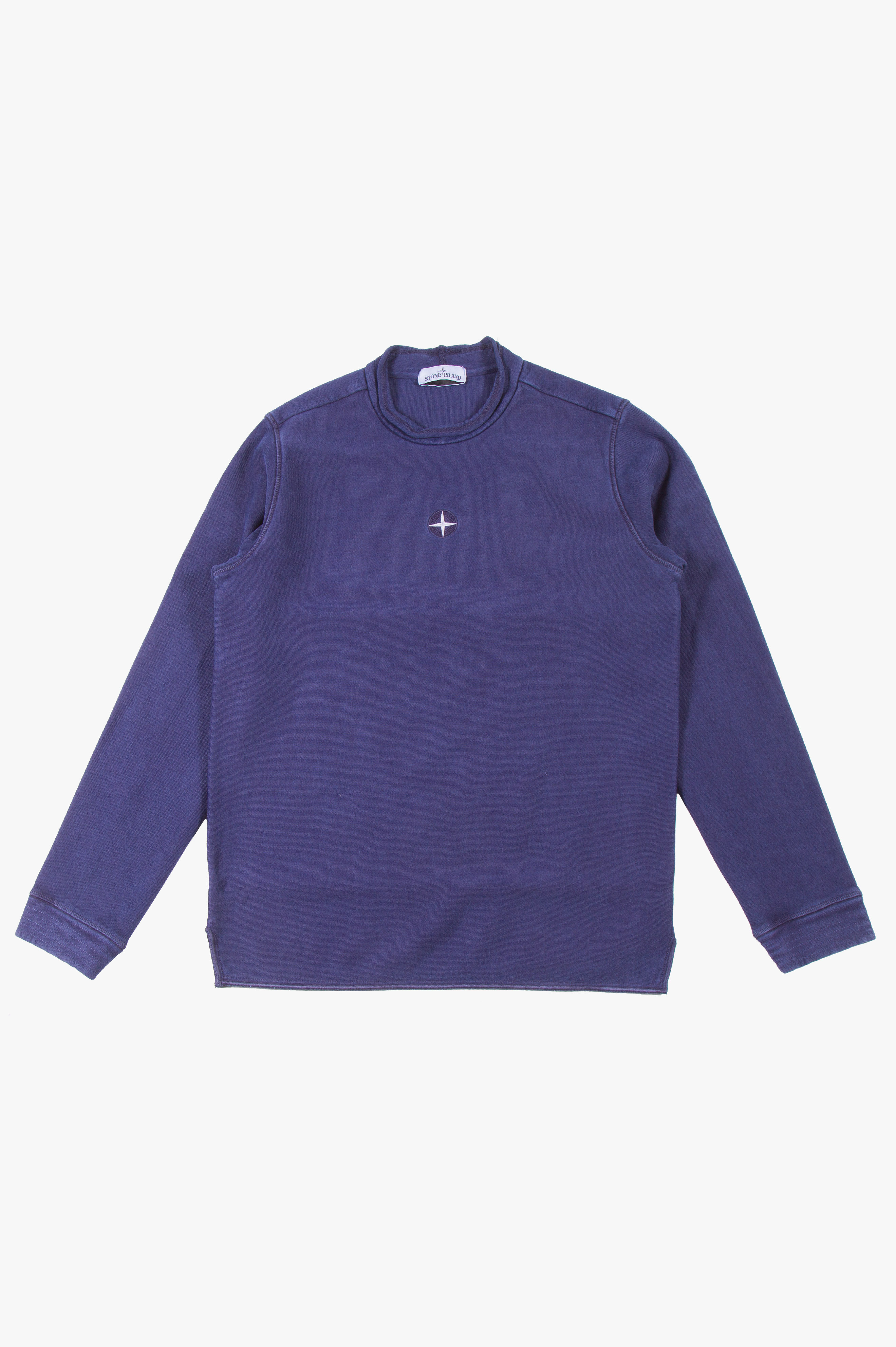 Chest Logo Sweater Petrol Blue