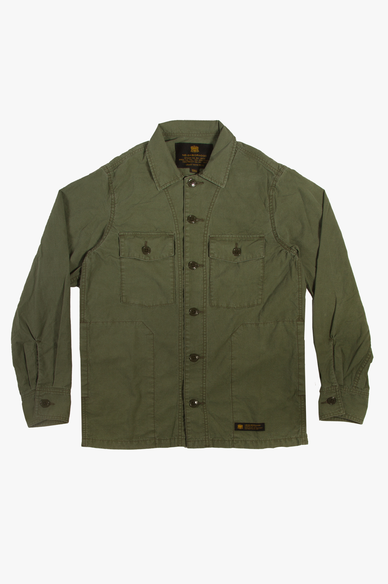 BDU Shirt Olive Drab