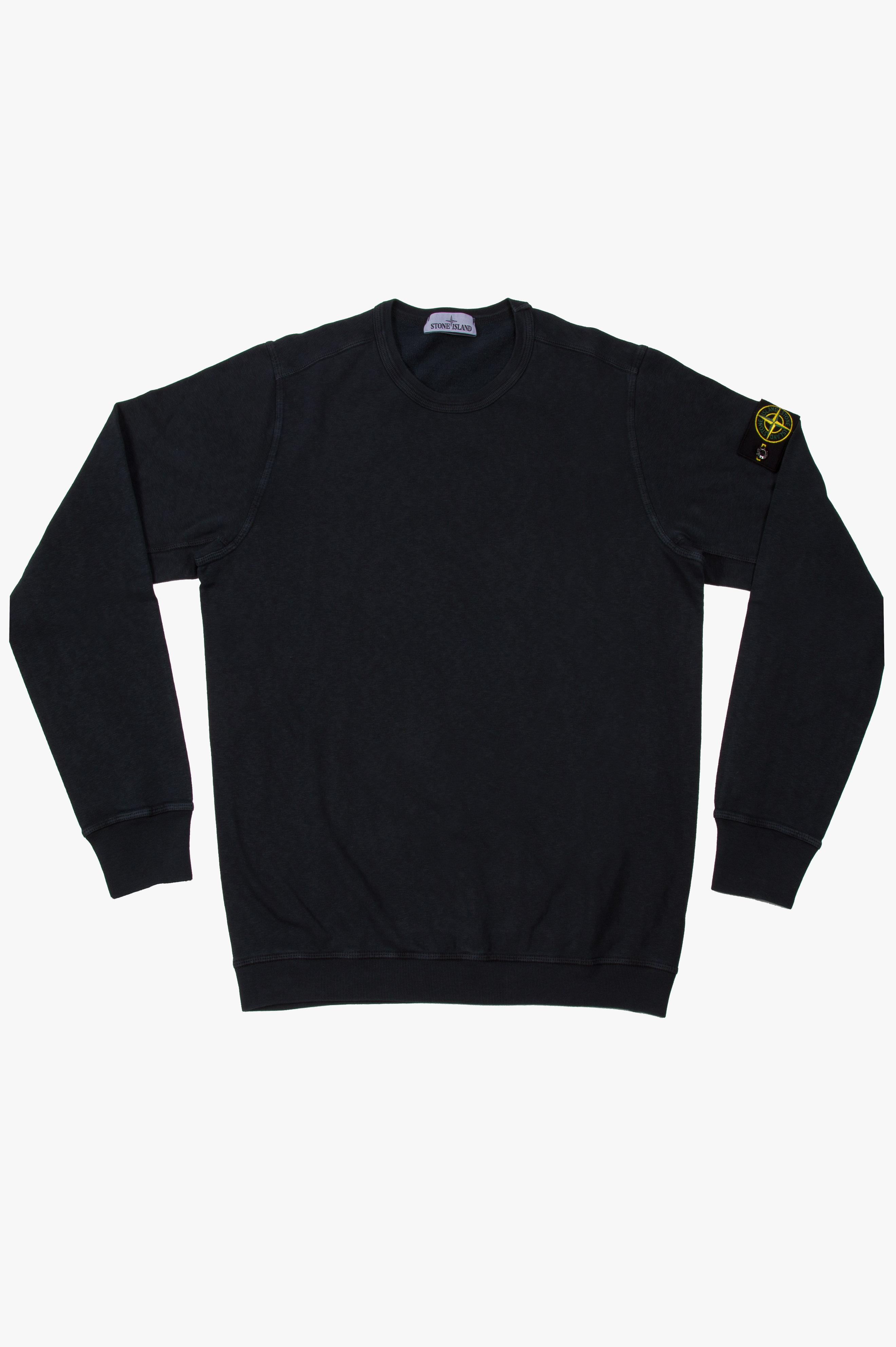 Crew Neck Sweatshirt Anthracite