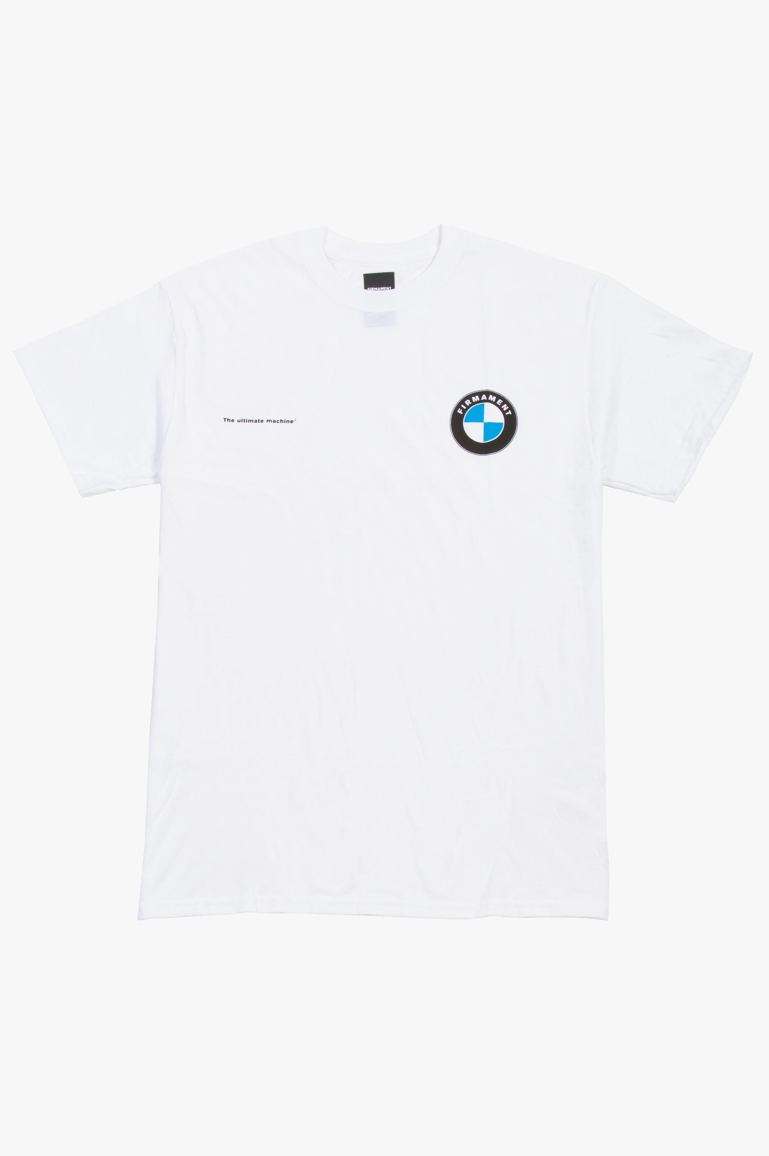 Machine T-Shirt White