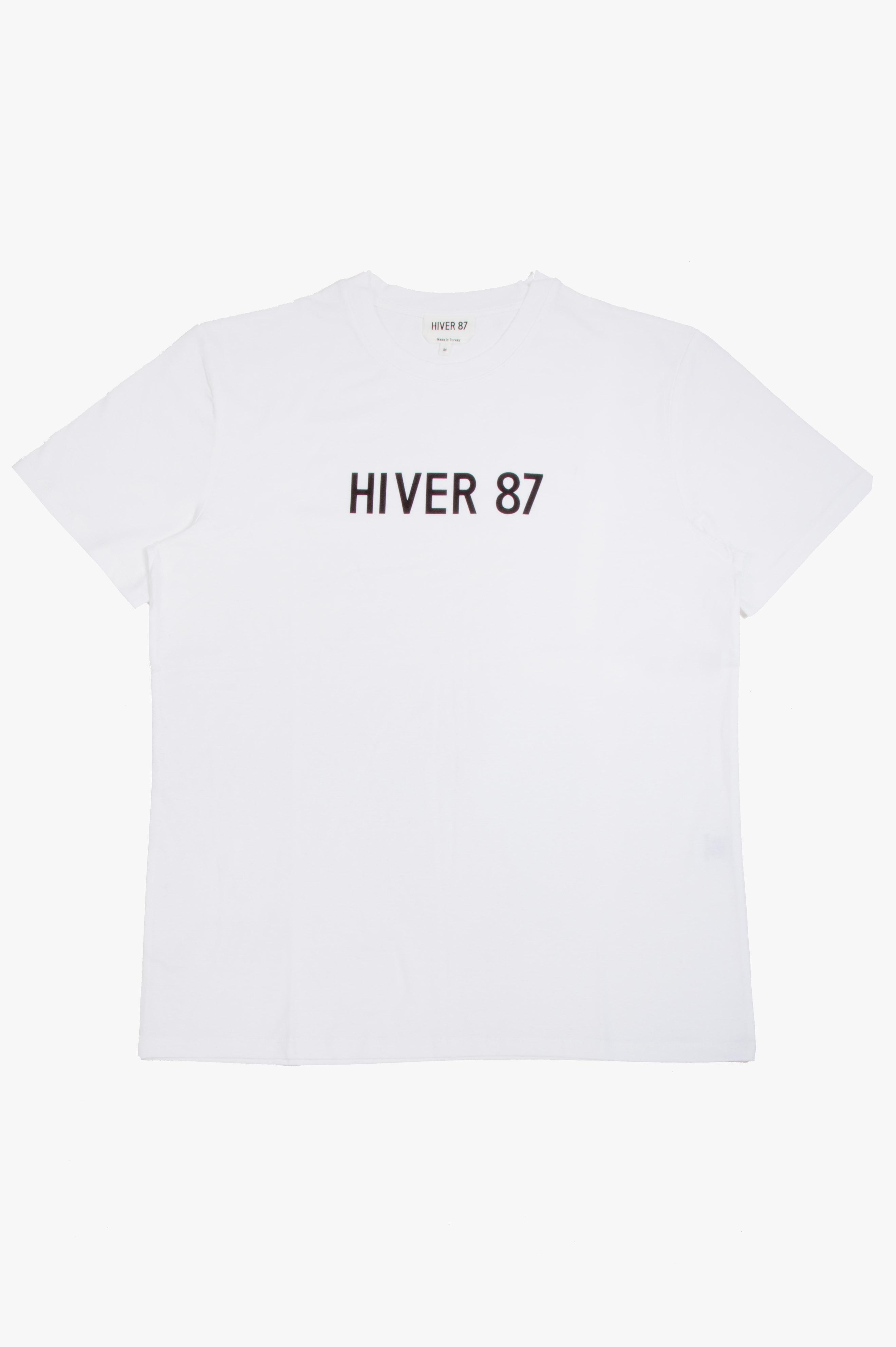 Hiver 87 T-Shirt White