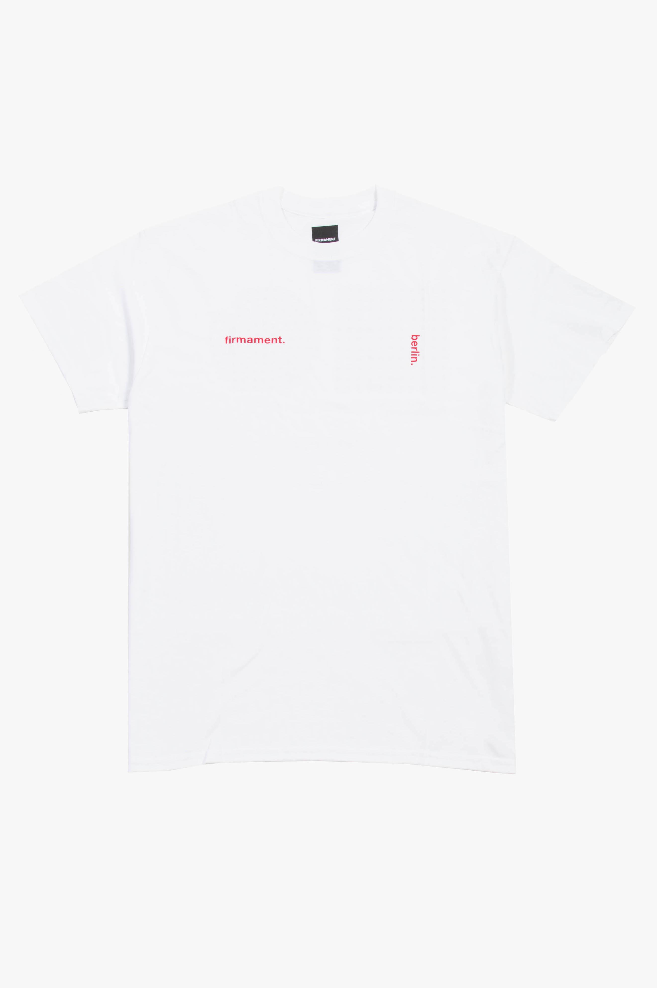 Speaker T-Shirt White