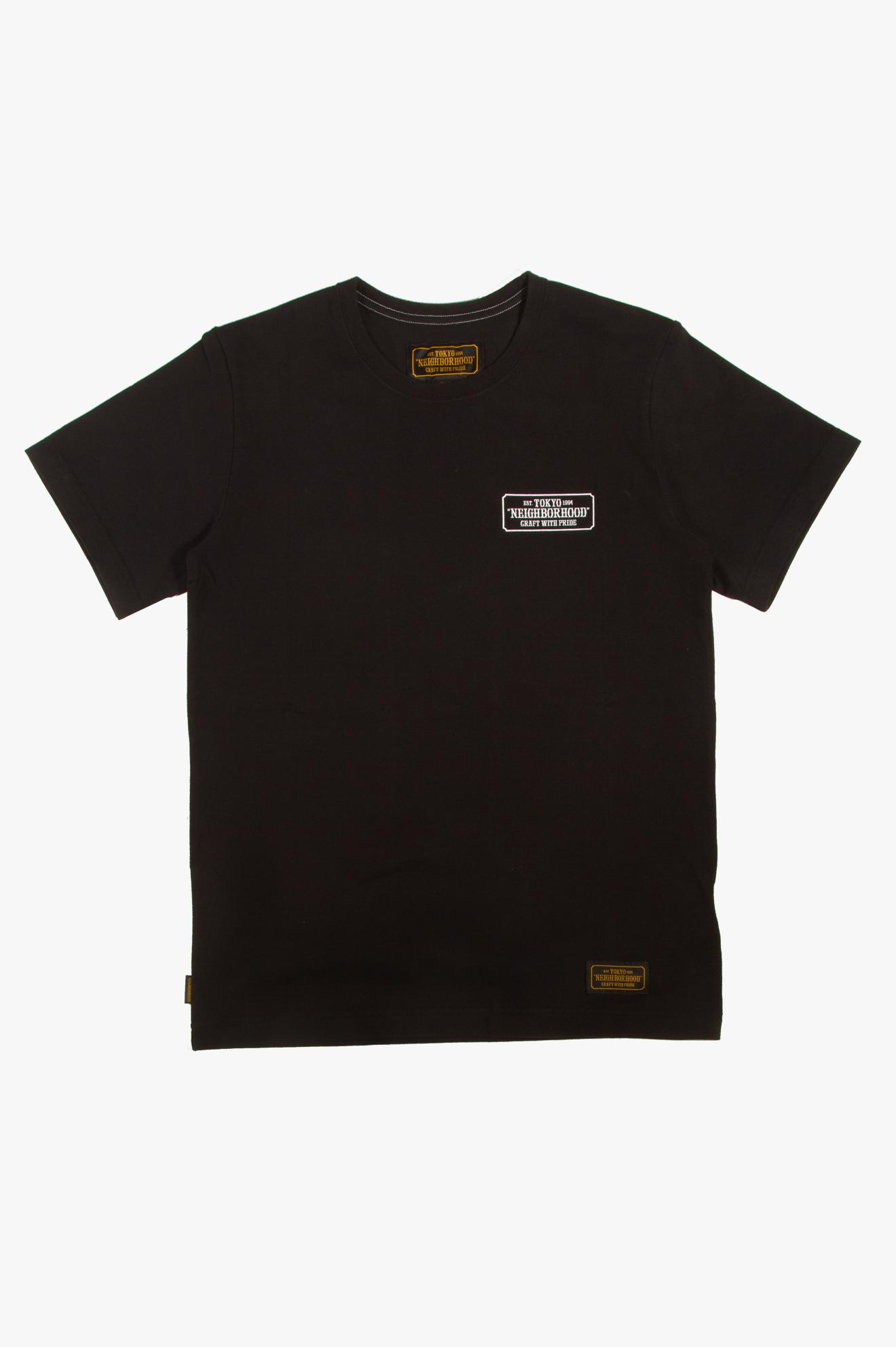 Classic Chest Logo T-Shirt Black