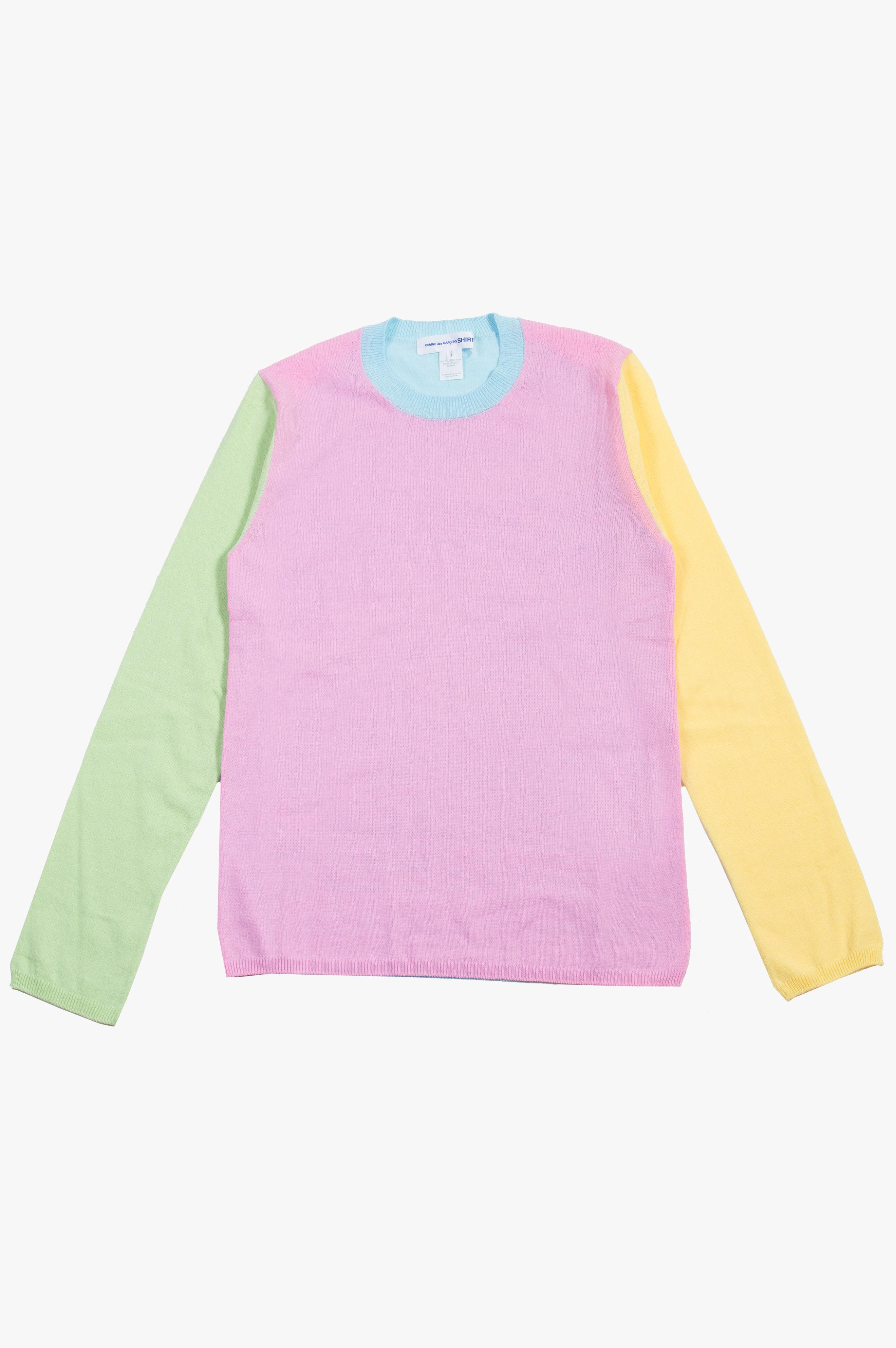 Multicoloured Knit