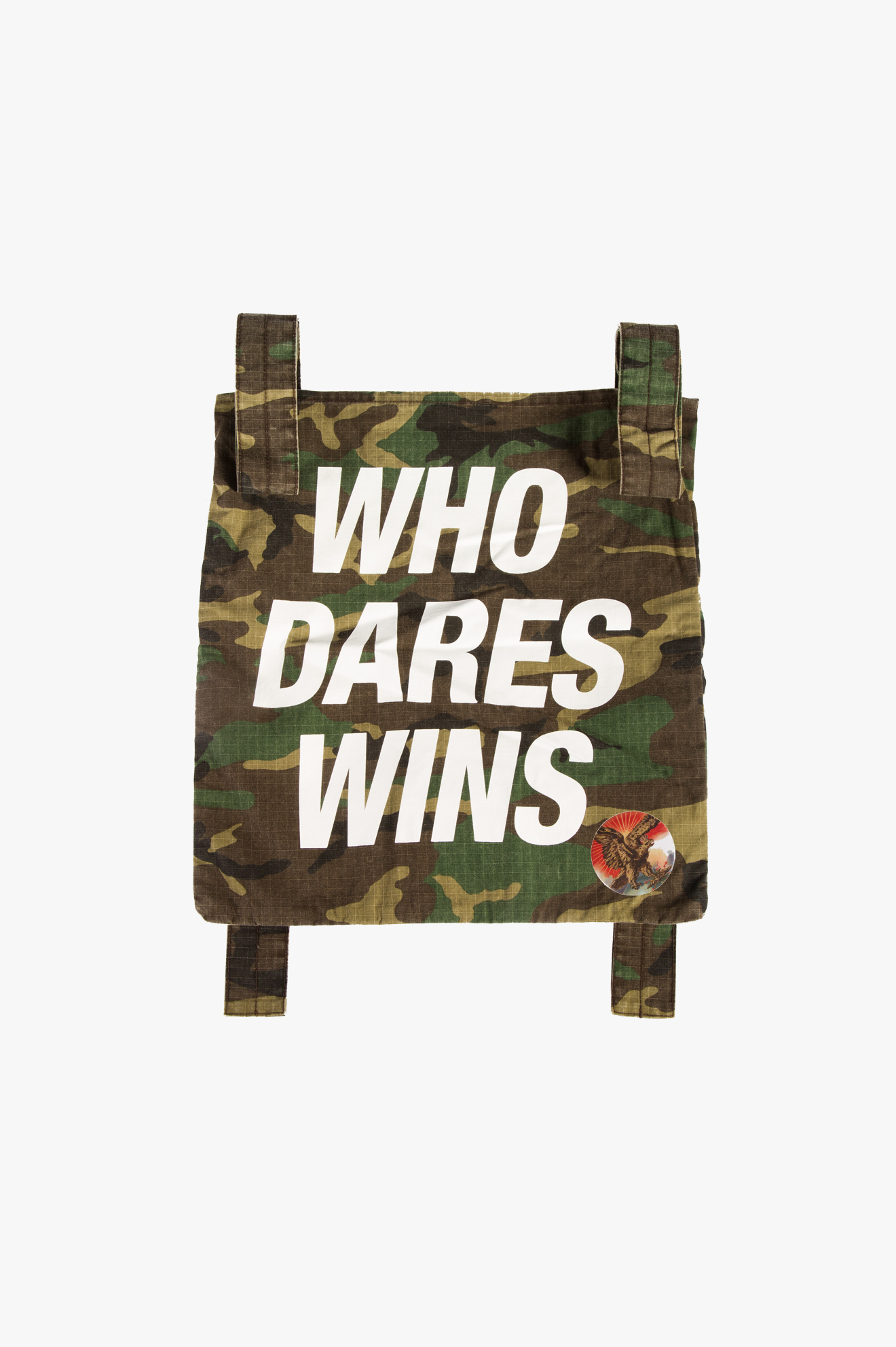 Who Dares Wins Shoulder Bag Woodland