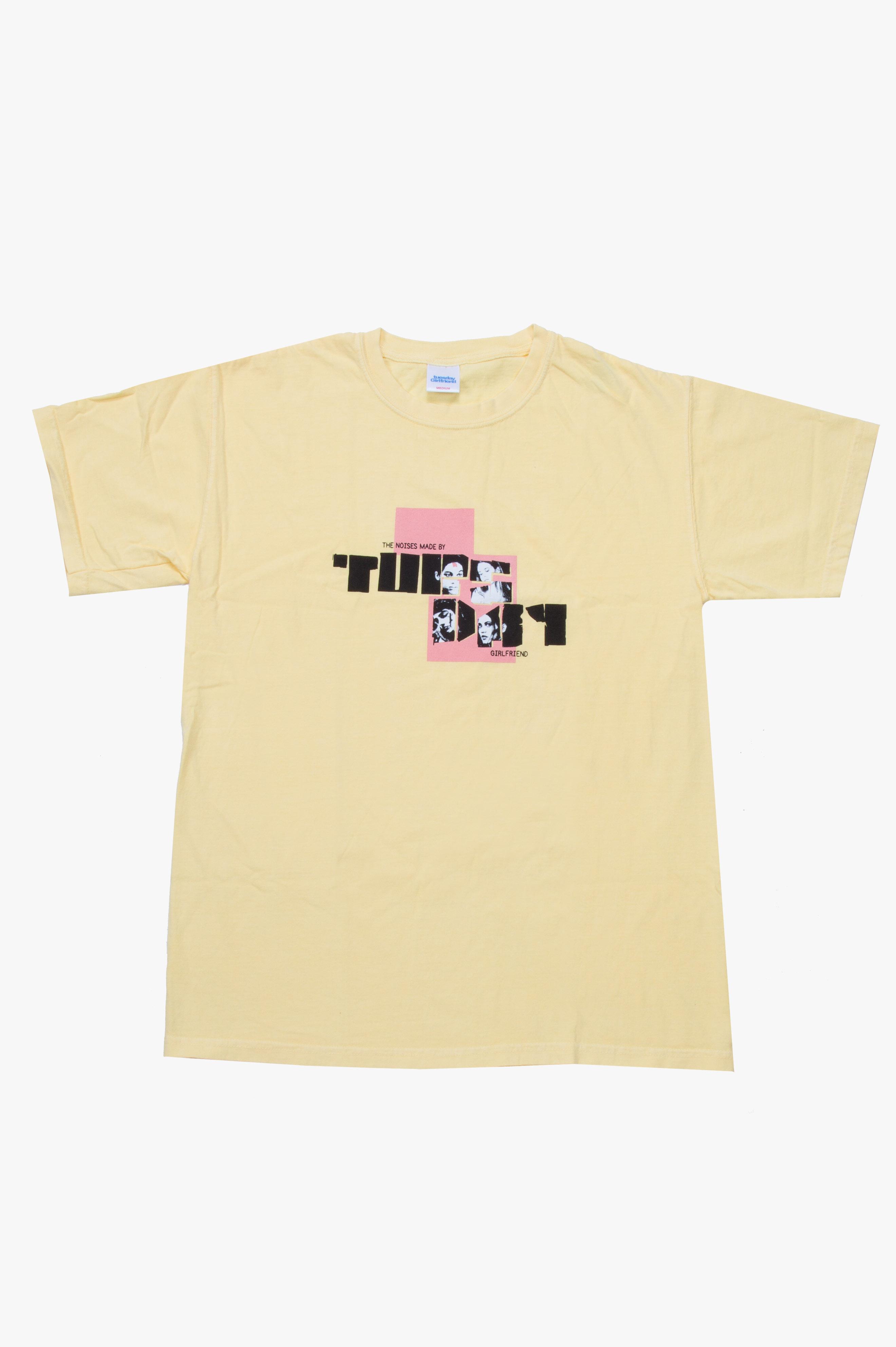 Noises T-Shirt Yellow