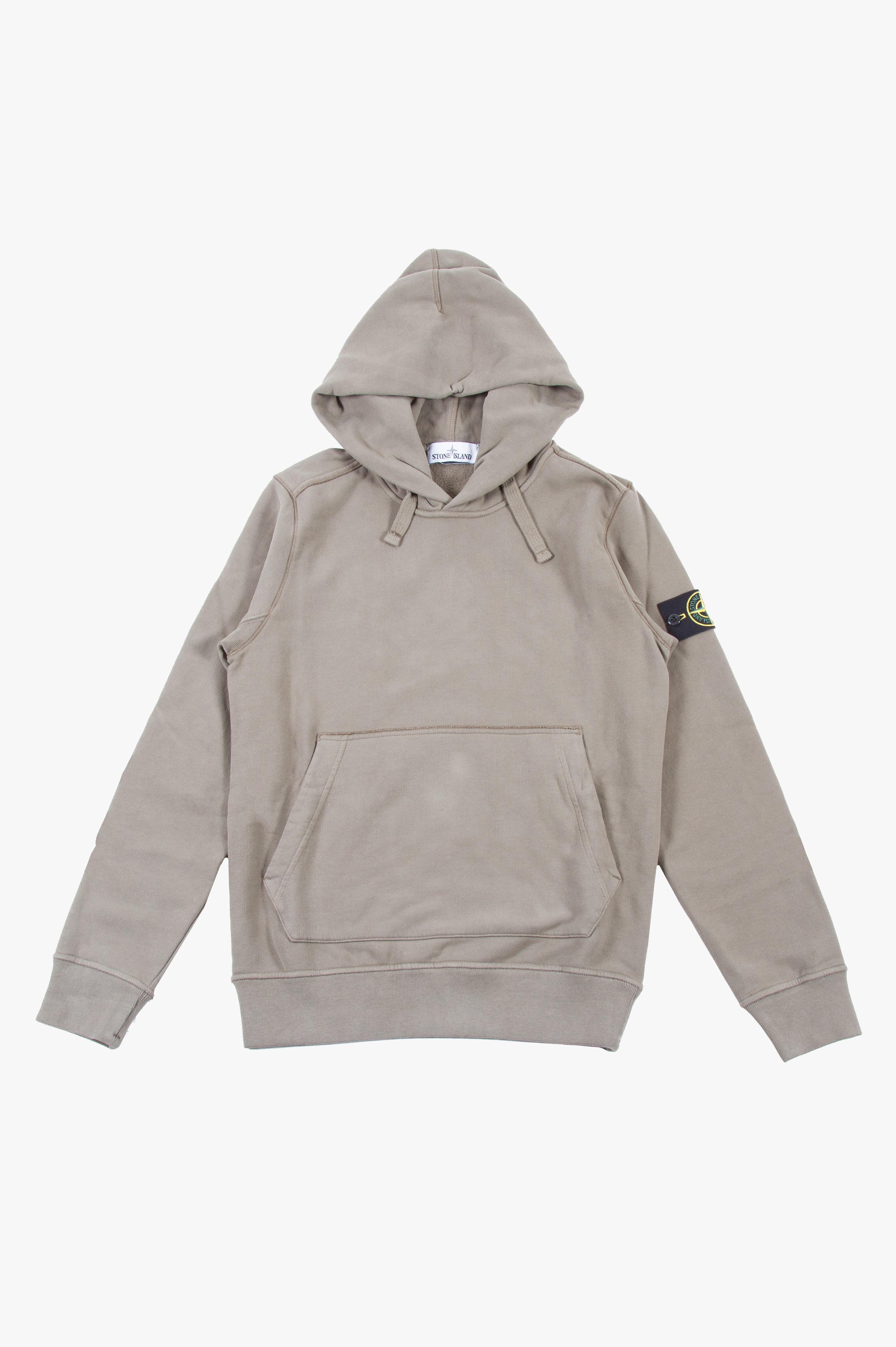 Hooded Sweater Khaki