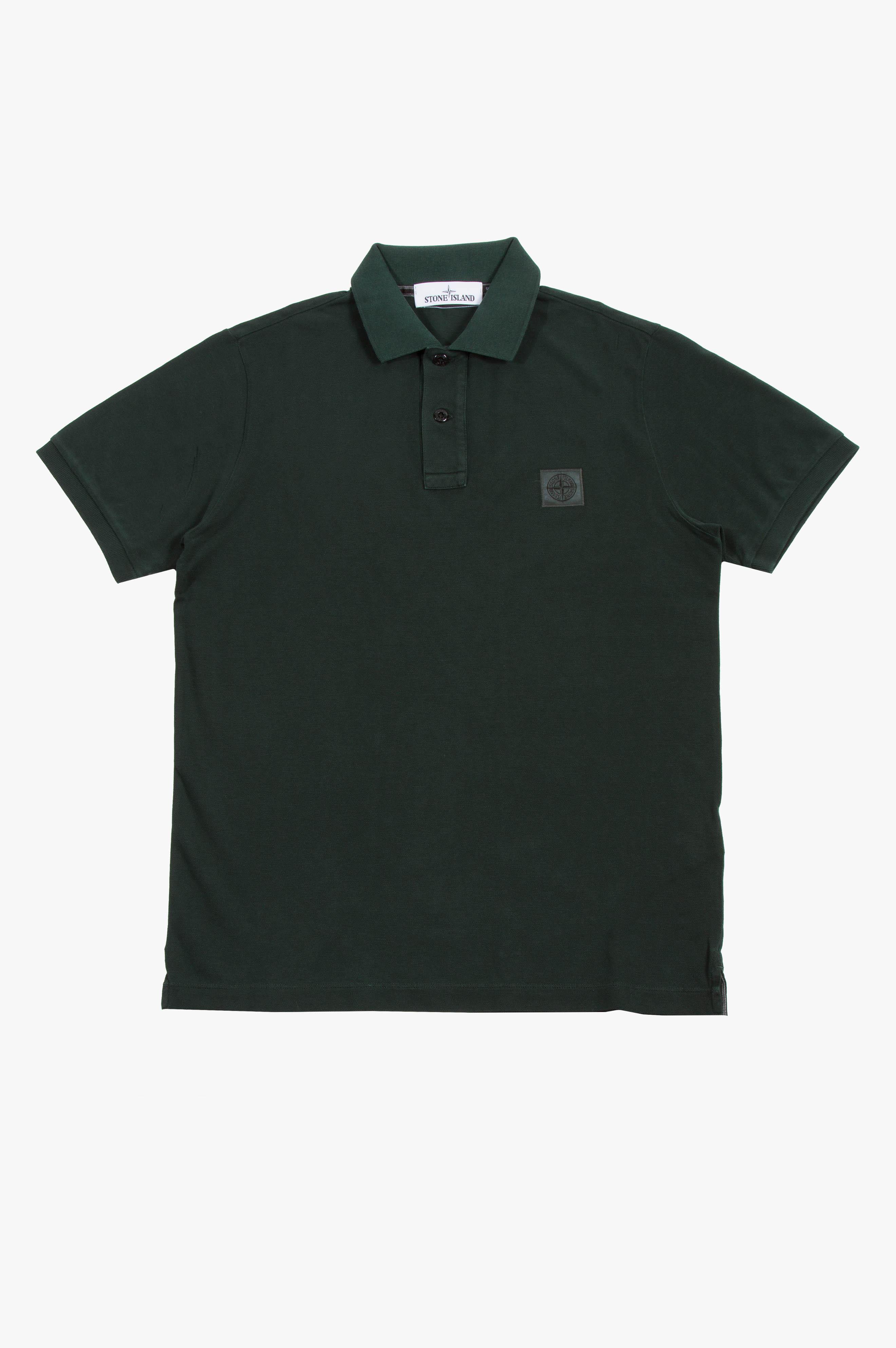 Polo Shirt Musk Green