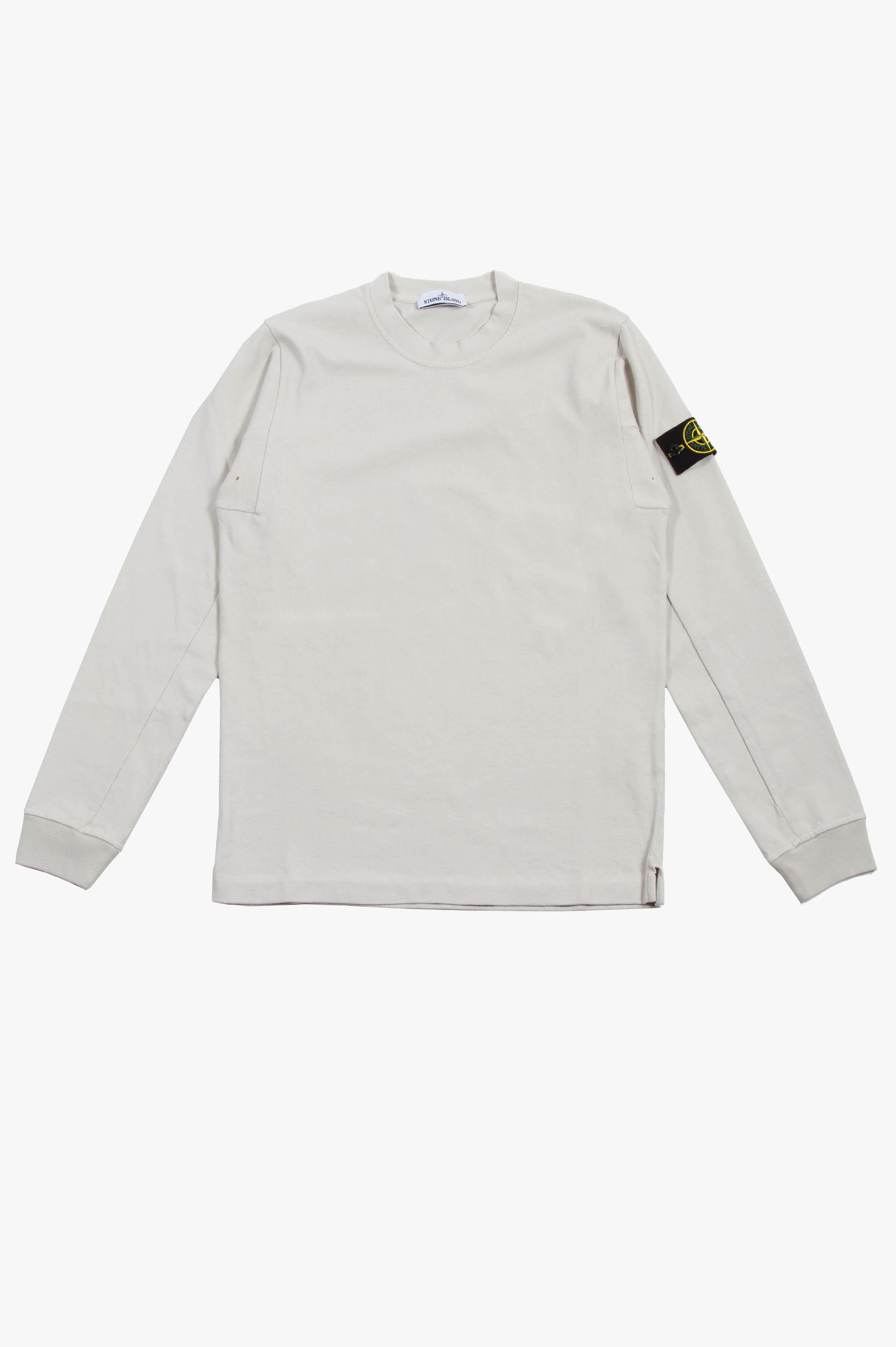 Sweatshirt Mastic White