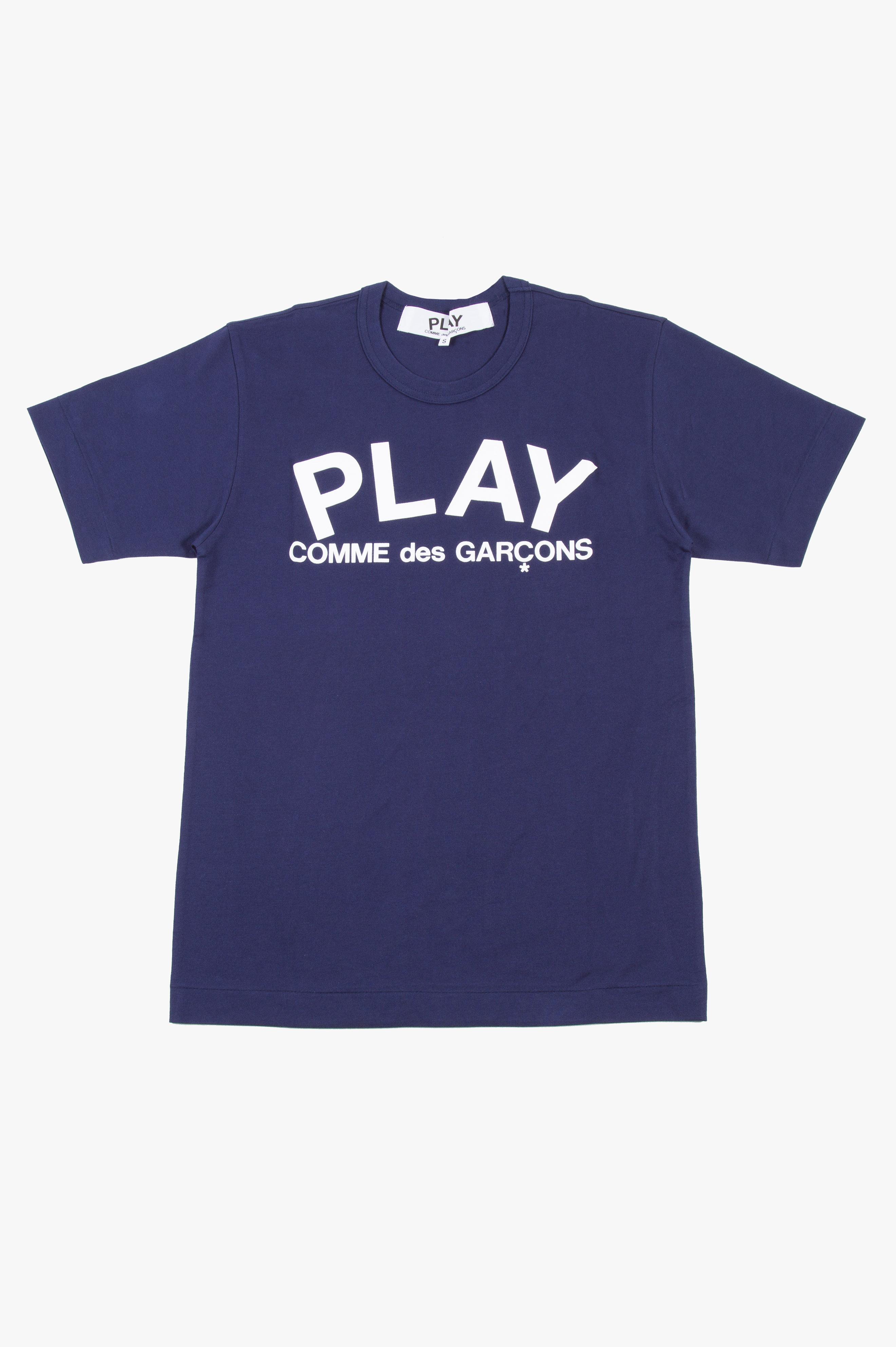 Logo T-Shirt Navy