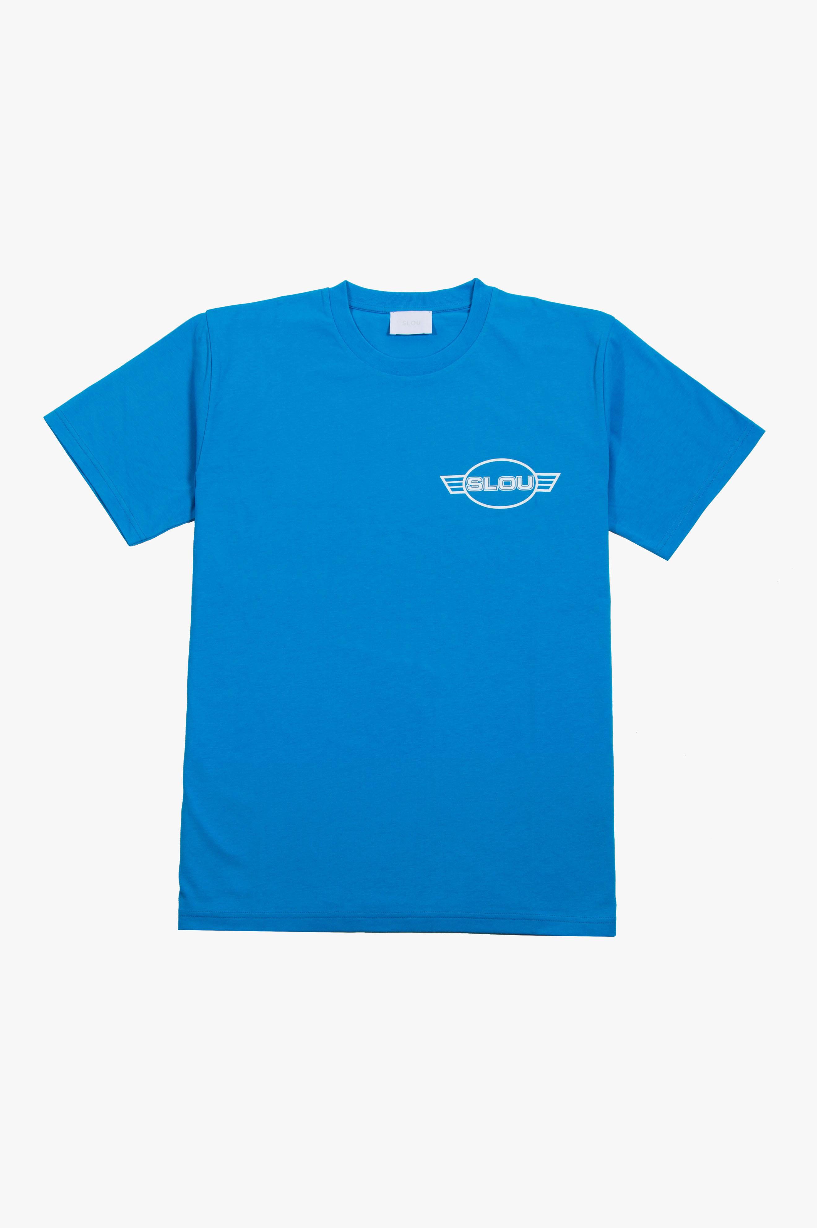 Sims T-Shirt Blue