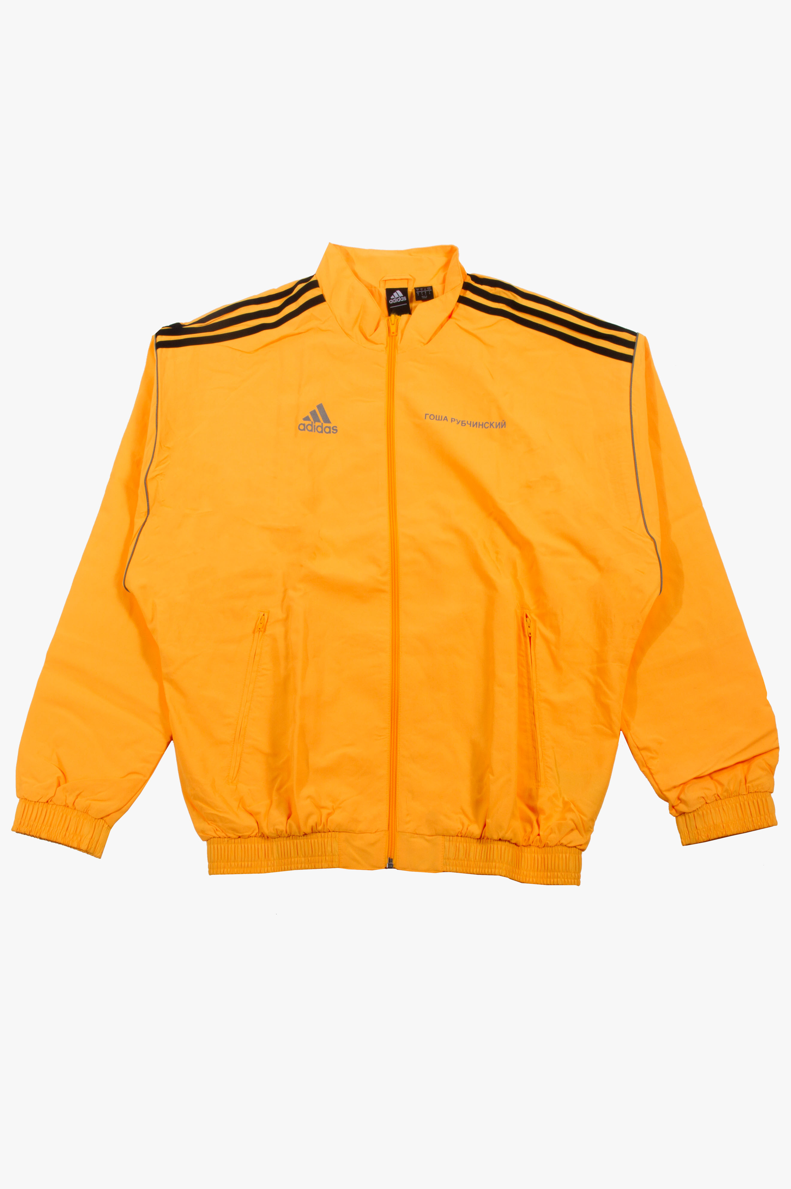 x Adidas Tracktop Orange