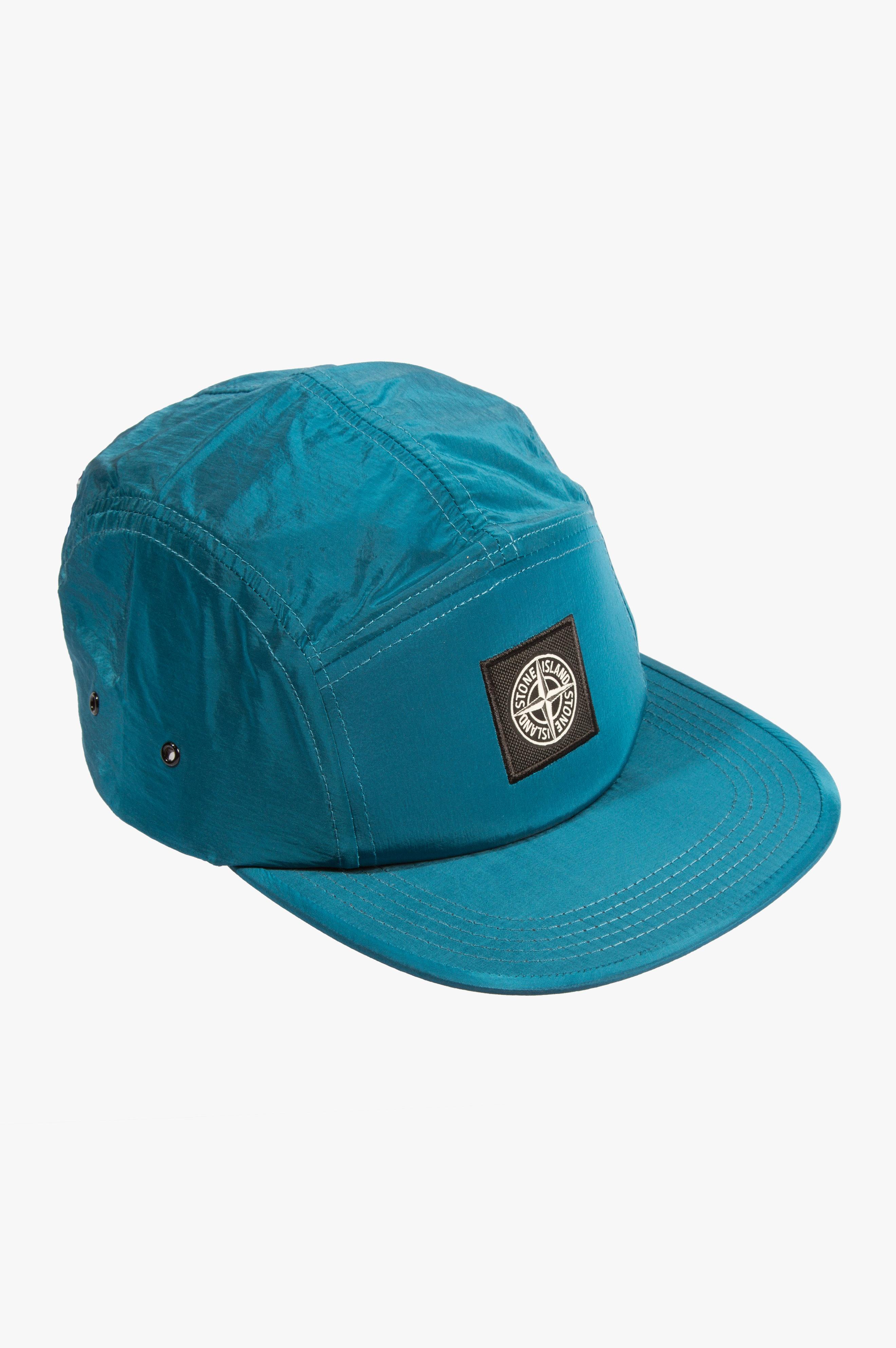 Nylon Metal Cap Blue