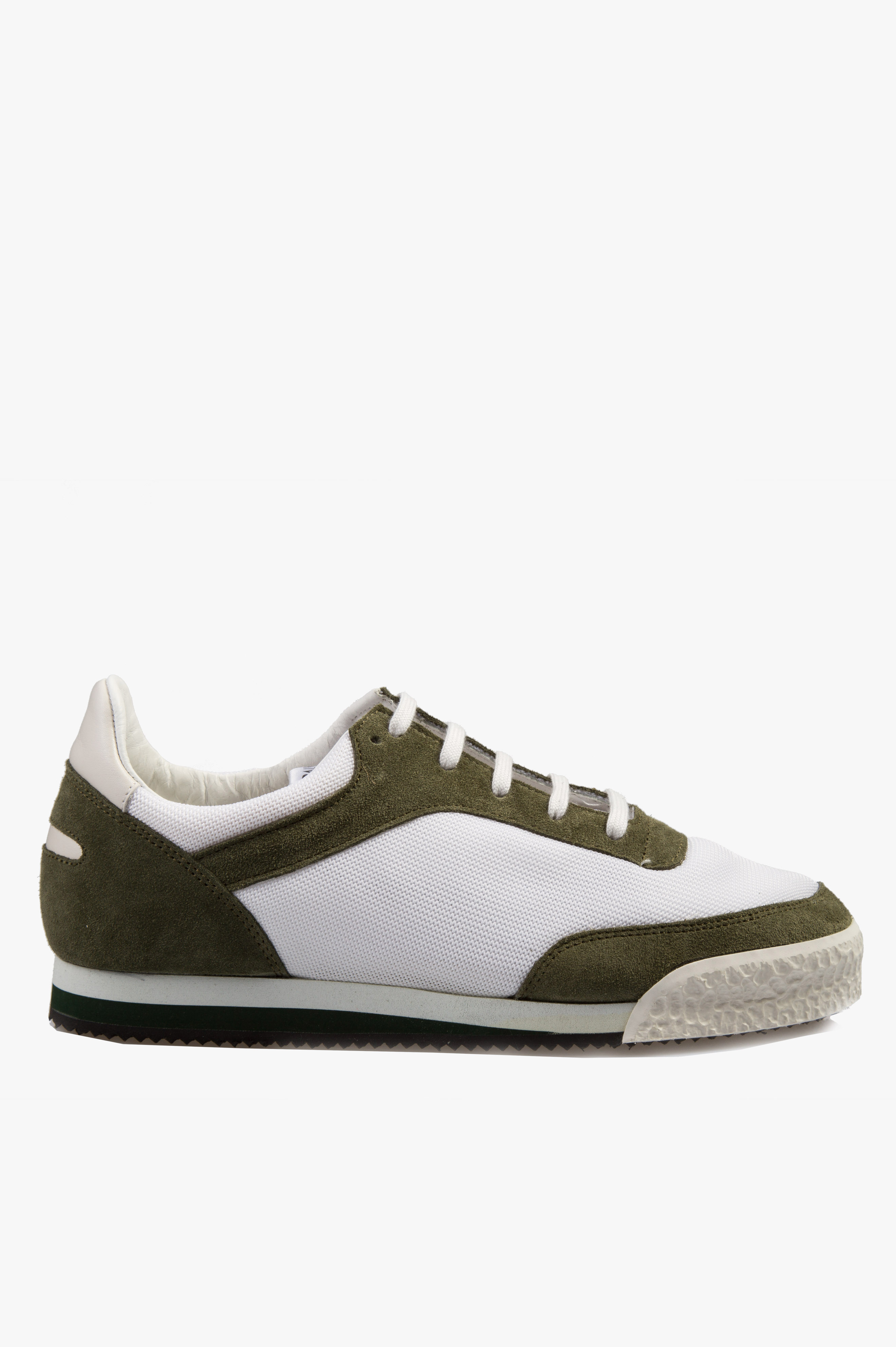 x Spalwart Pitch Sneaker Green