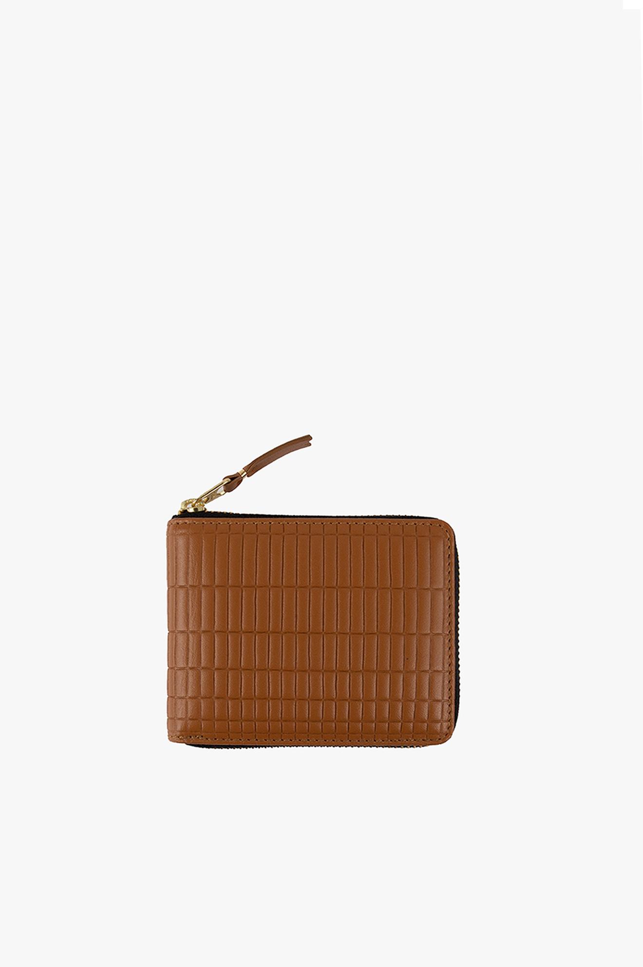 Brick Wallet Beige SA7100