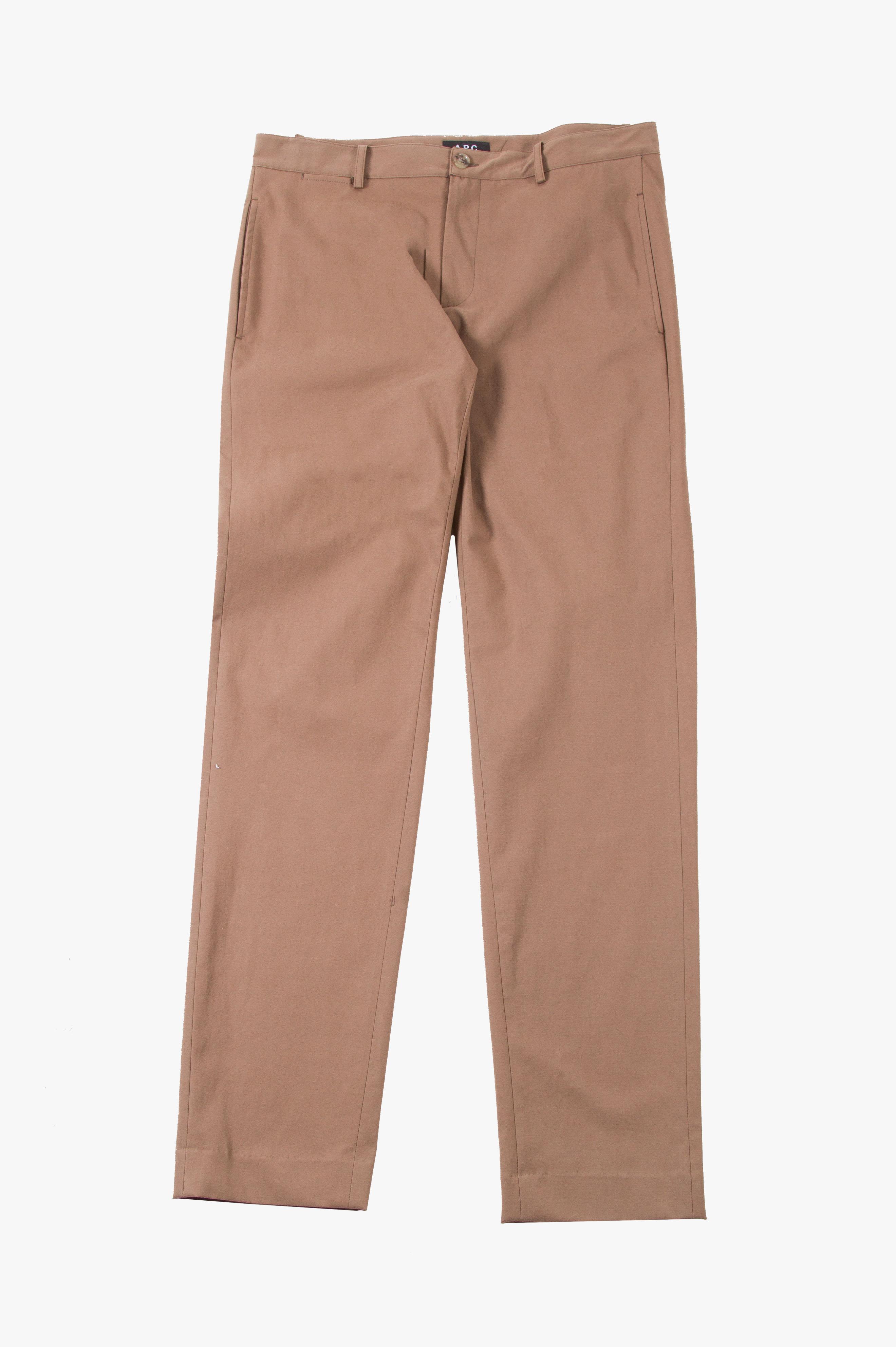 Quake Trousers Tobacco