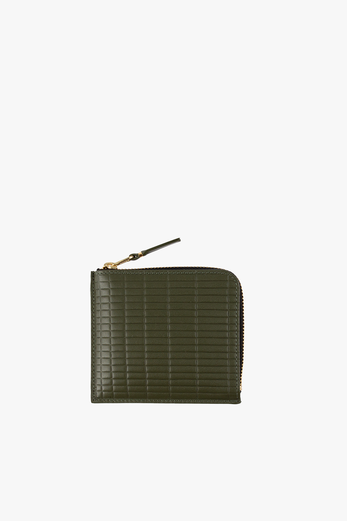 Brick Wallet Bottle Green SA3100
