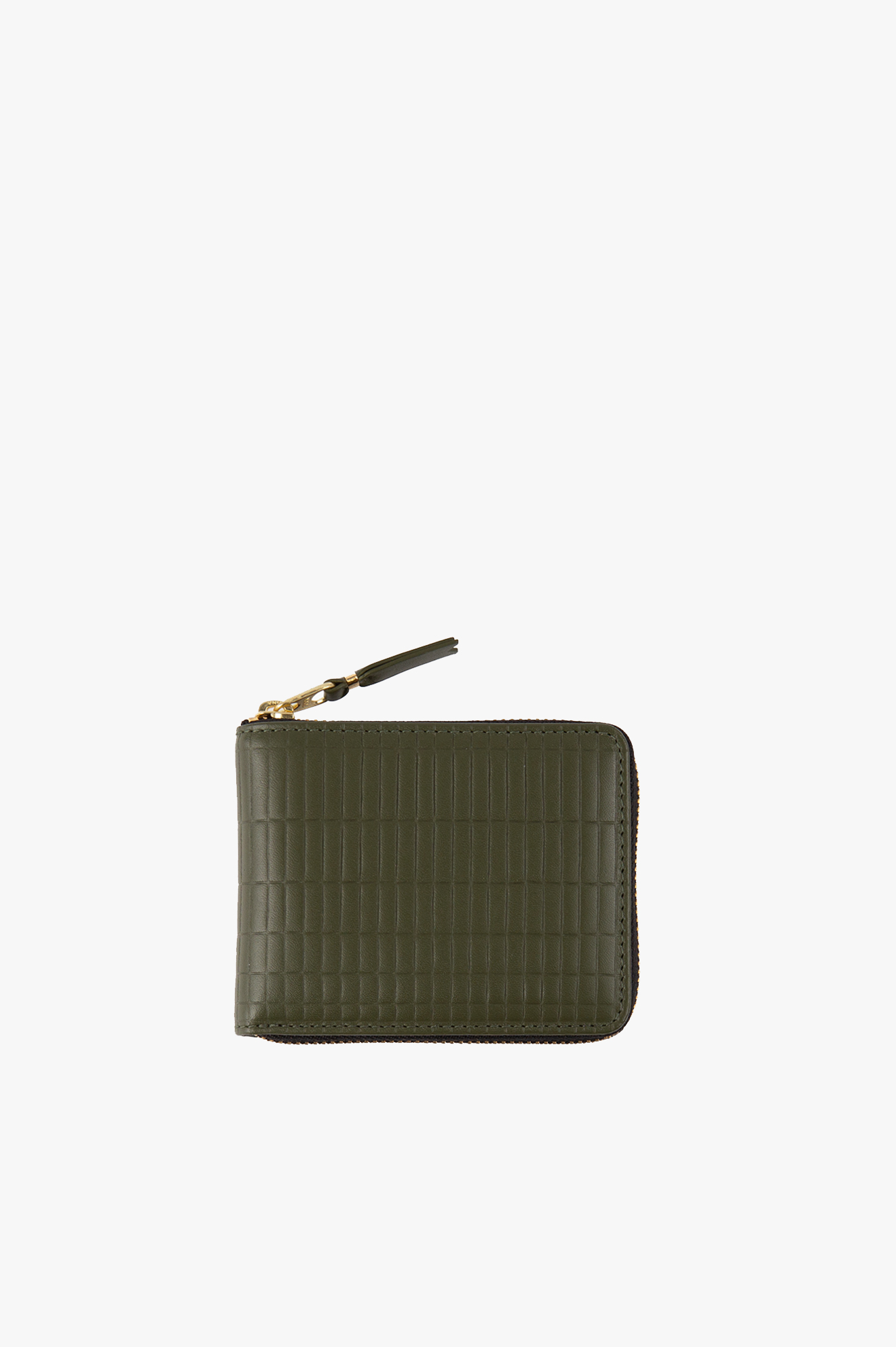 Brick Wallet Bottle Green SA7100