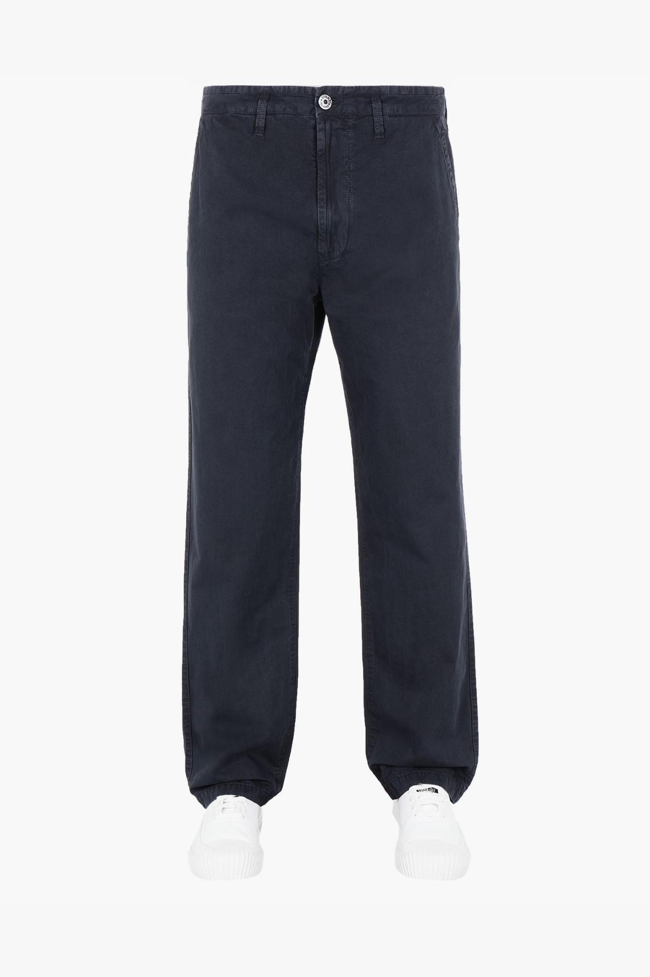Chino Pants Navy Blue