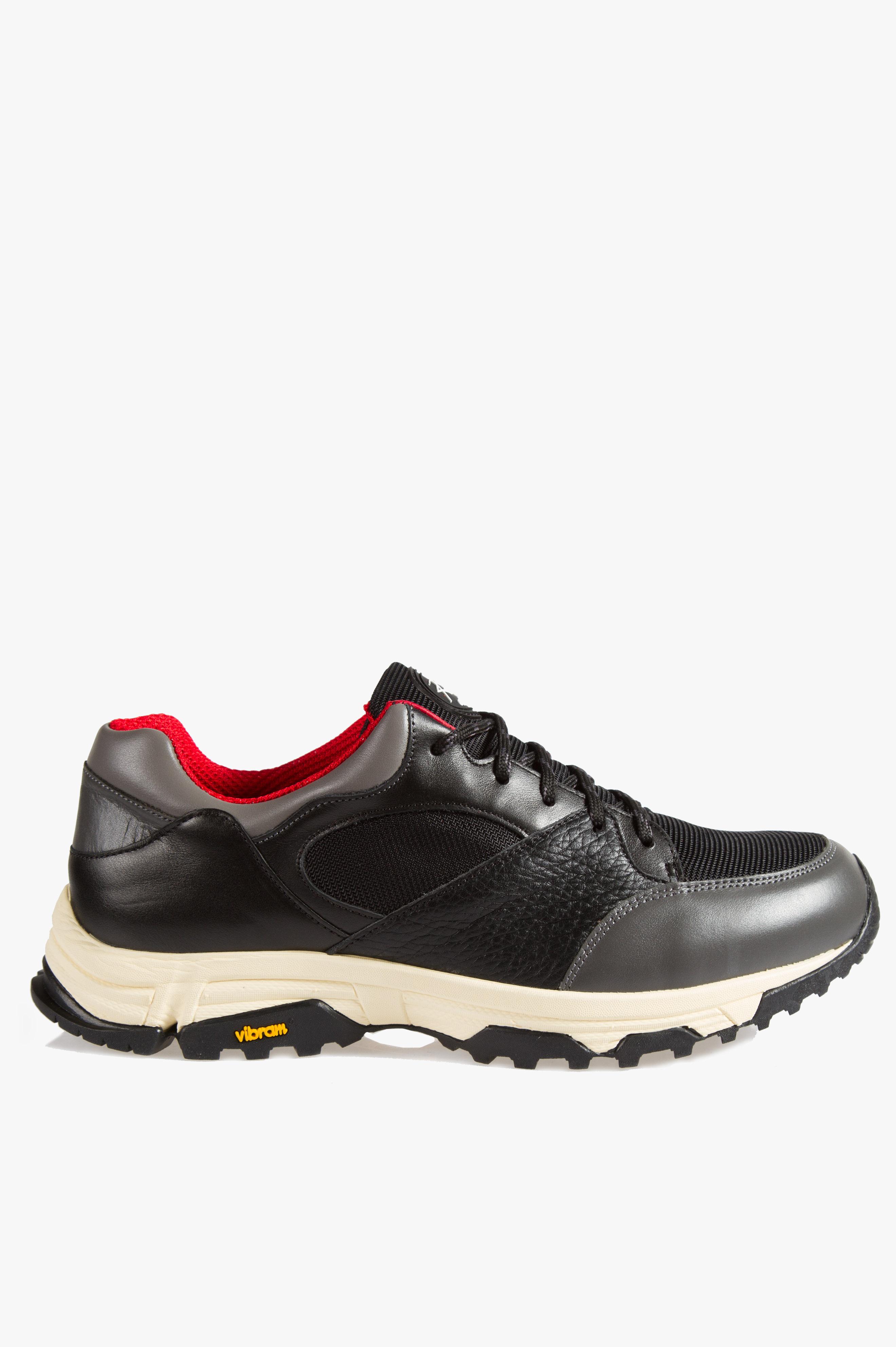 Rafael Sneaker Black / Concrete