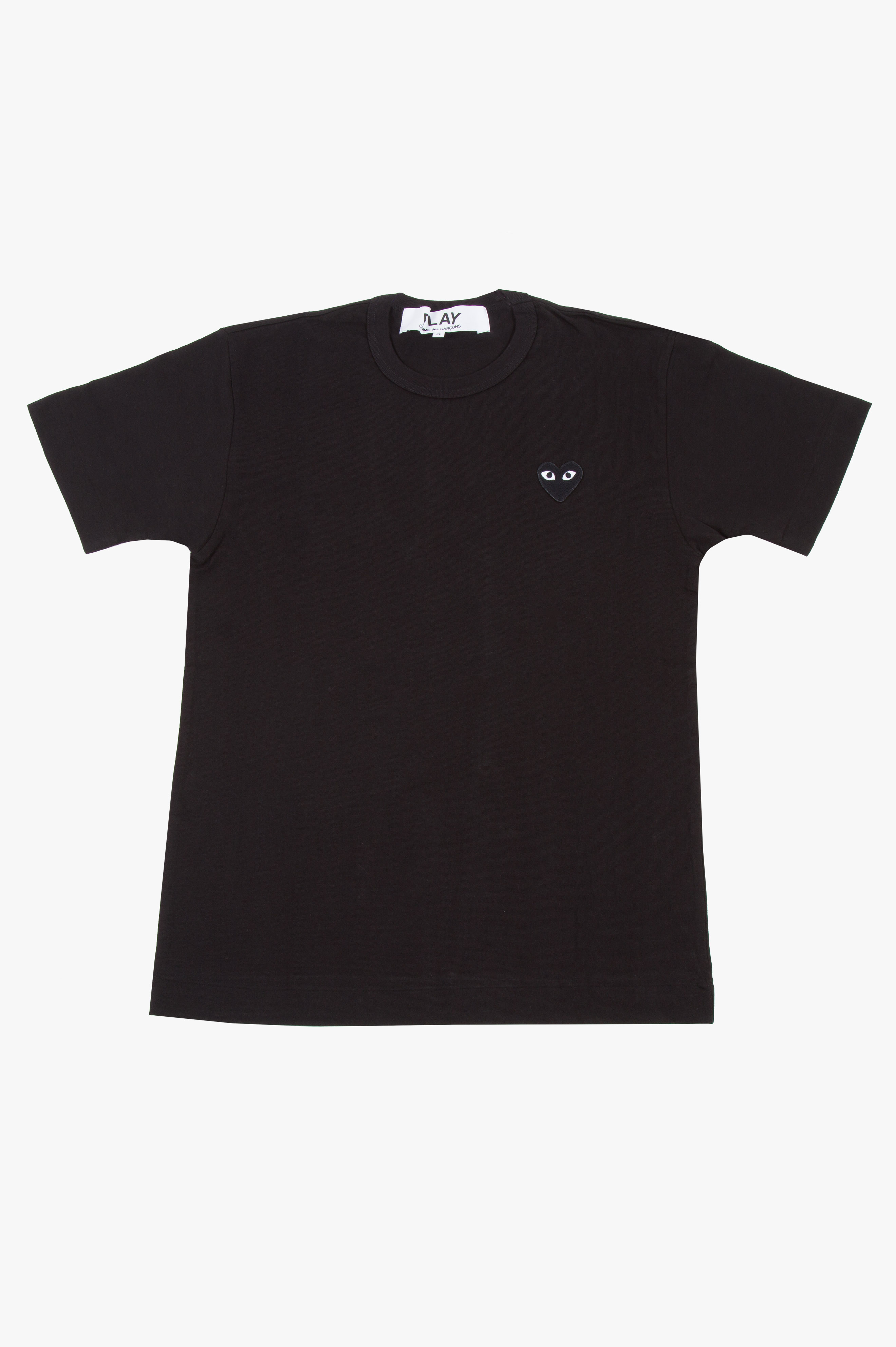 Black Heart T-Shirt Black