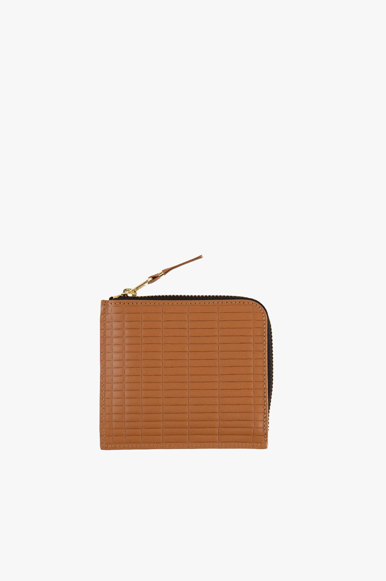 Brick Wallet Beige SA3100