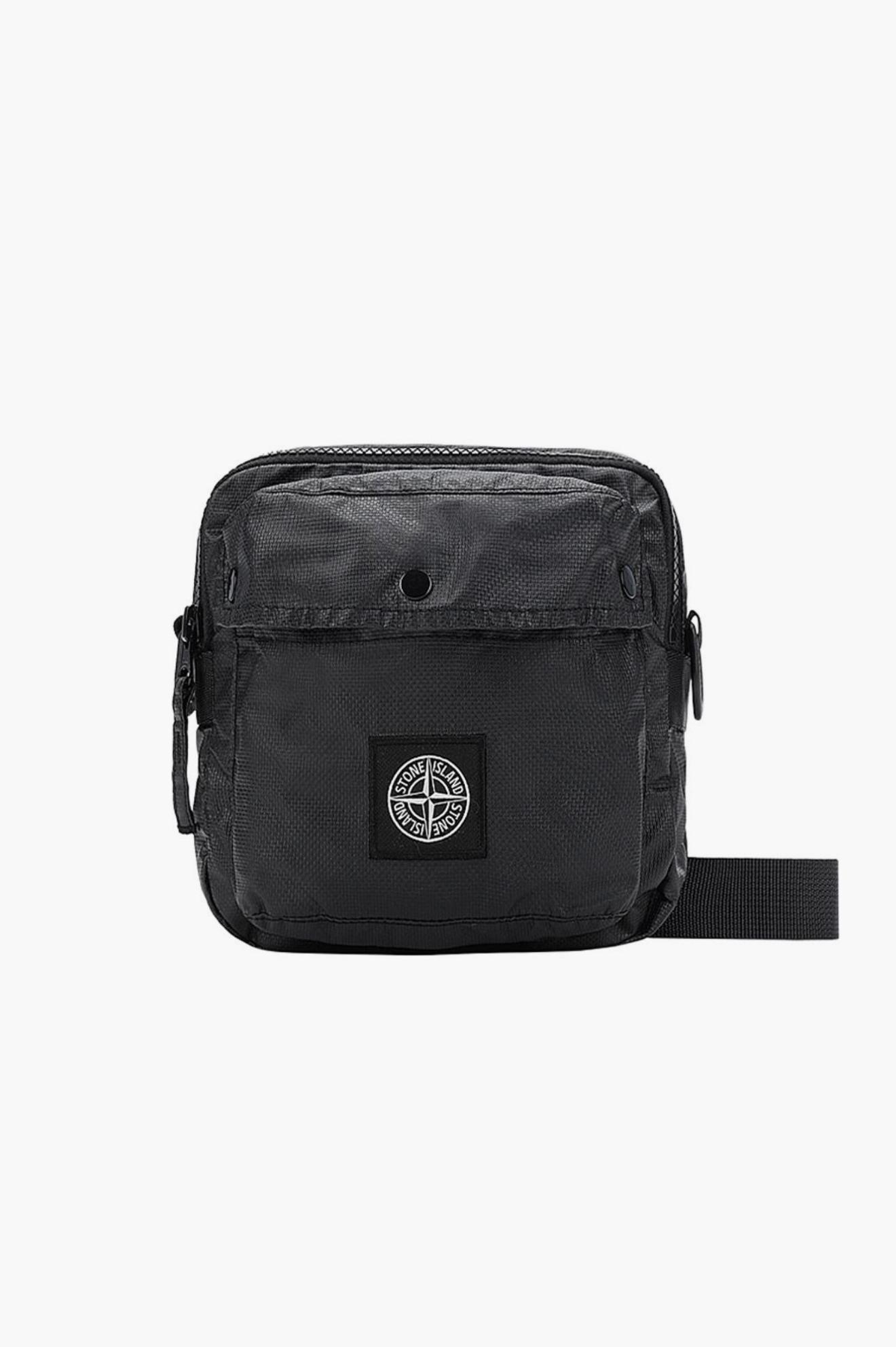 Map Bag Black