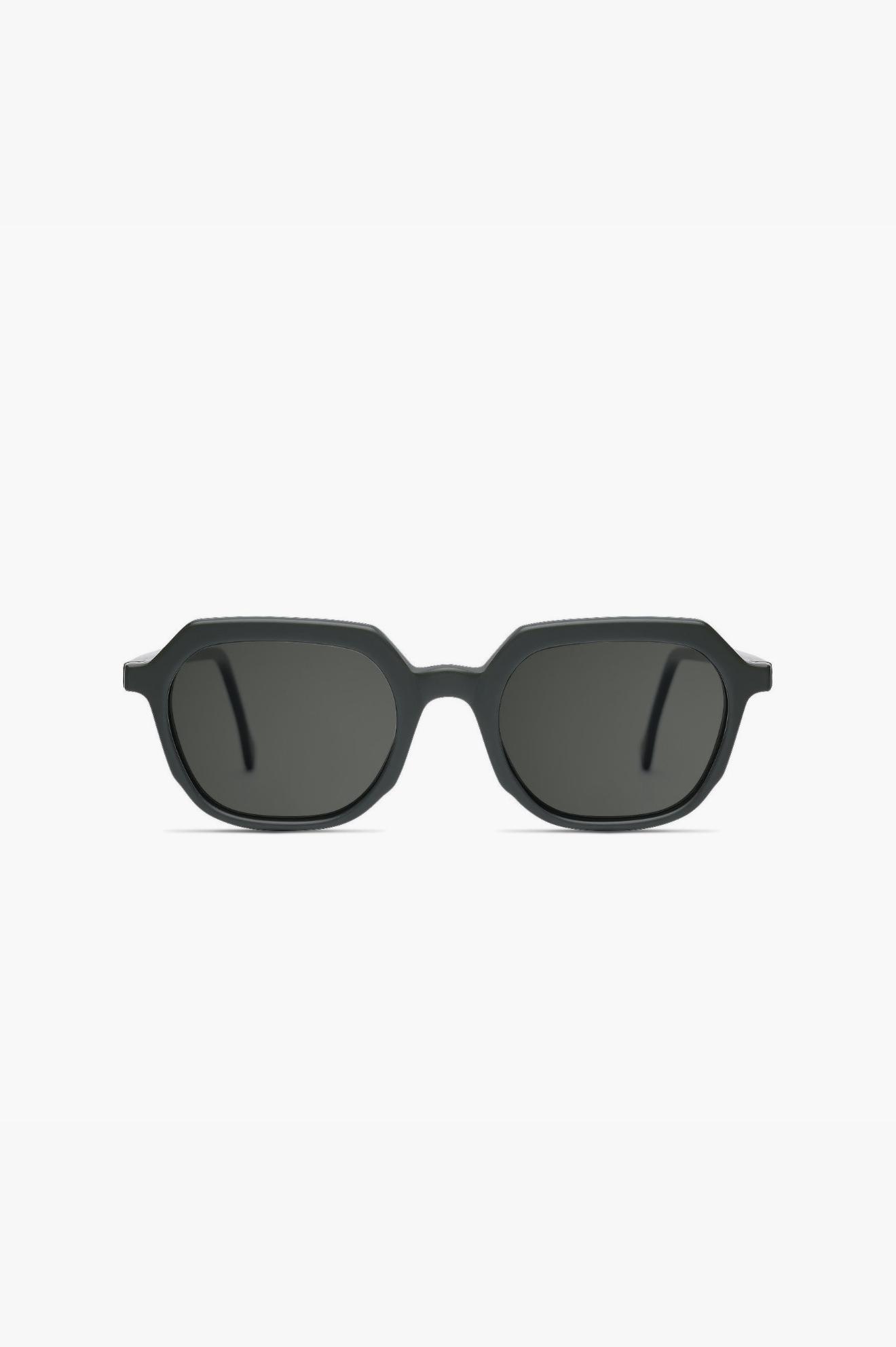 Aliados Sunglasses Army Green Matte